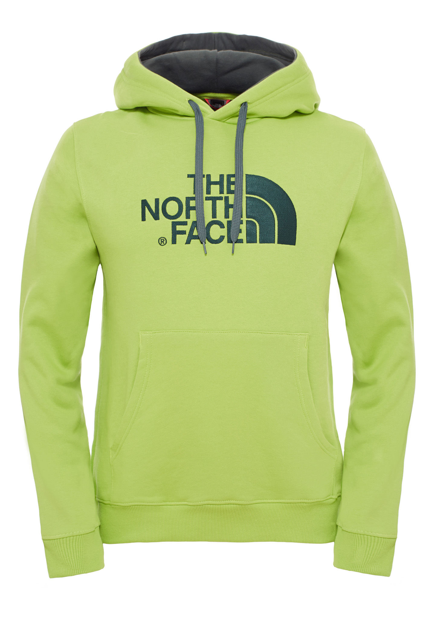 THE NORTH FACE Drew Peak - Felpa con cappuccio per Uomo - Verde - Planet  Sports bed33f6bcdba