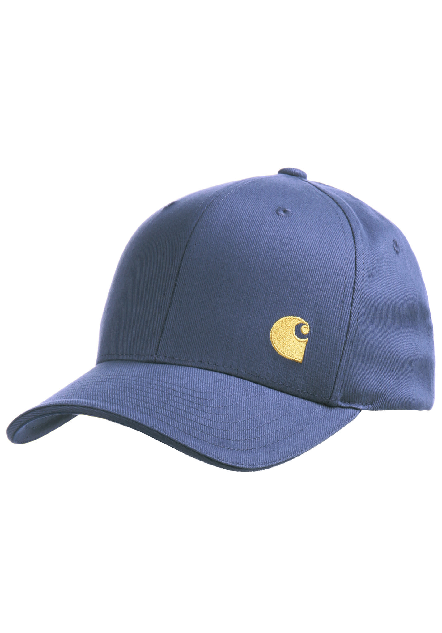 920967d252f23 carhartt WIP Match - Flexfit Cap for Men - Blue - Planet Sports