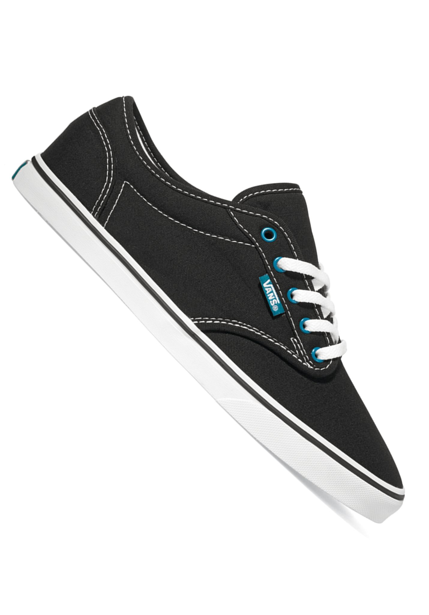 Vans Atwood Low - Sneakers for Women - Black - Planet Sports 42cc792c8d