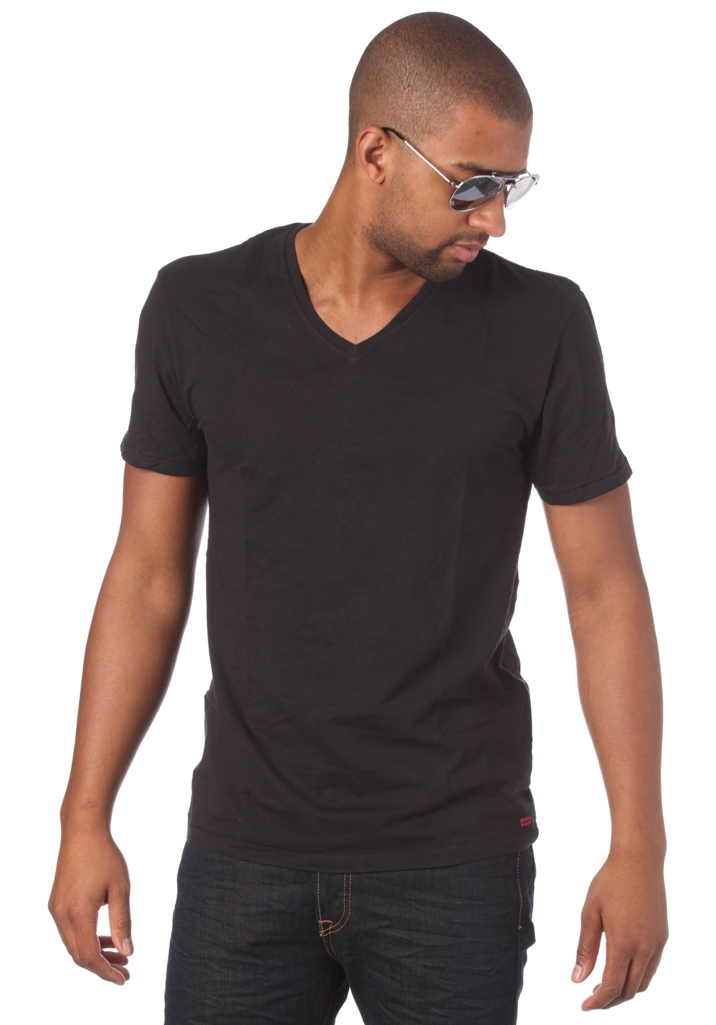 Black t shirts v neck - Black T Shirts V Neck 56