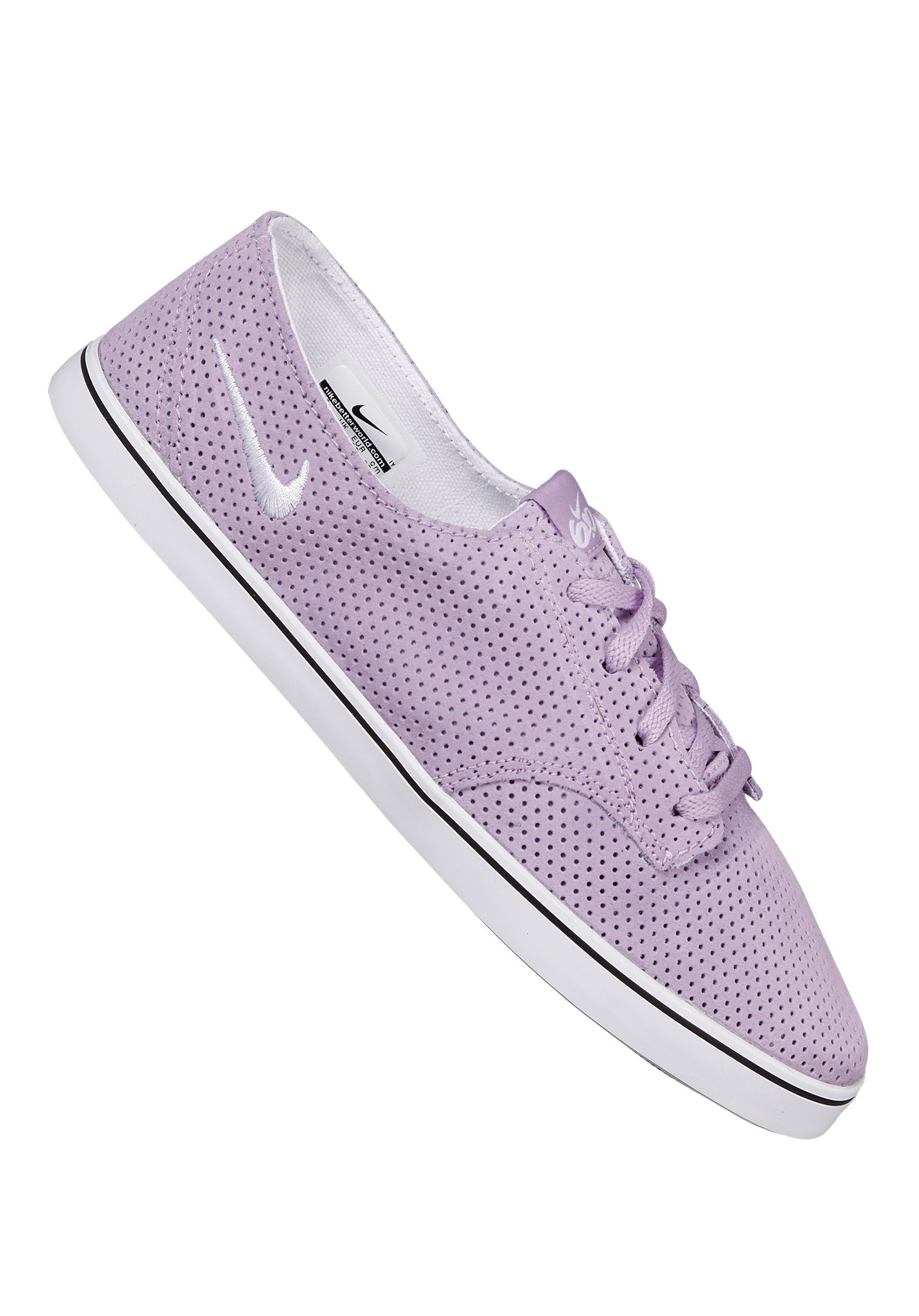 aeb2ca146f4a NIKE SB Braata Lite - Sneakers for Women - Purple - Planet Sports