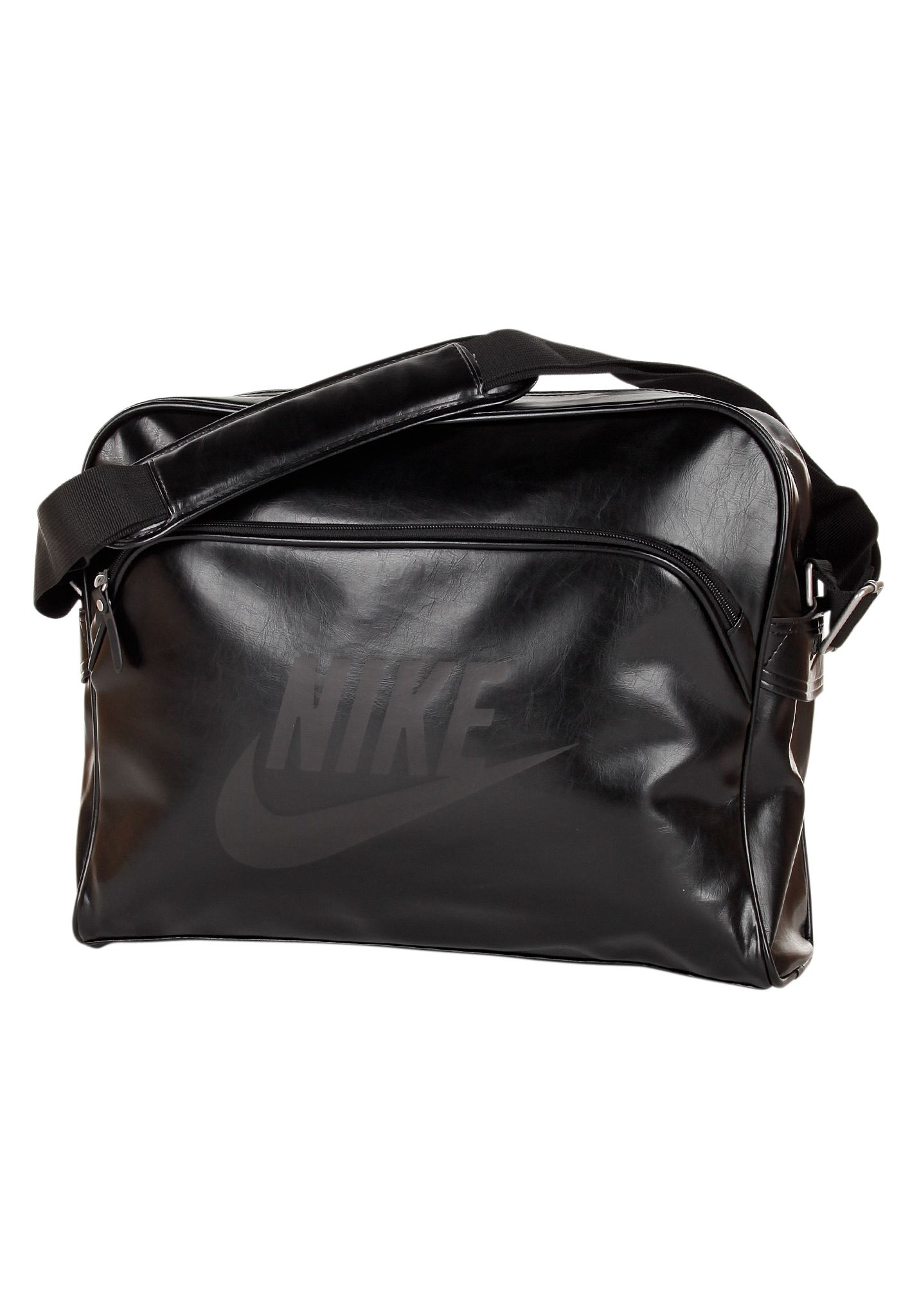 reputable site 81eea 21648 NIKE SPORTSWEAR Heritage SI Track Bag - Messenger Bag for Men - Black -  Planet Sports
