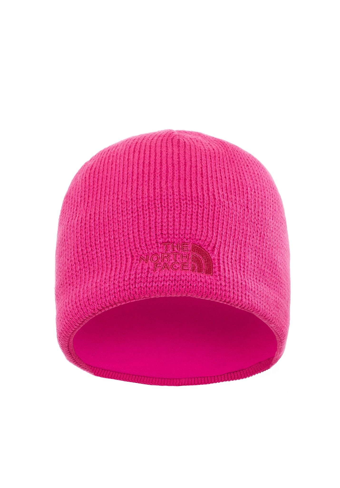 THE NORTH FACE Bones - Beanie - Pink - Planet Sports 4fba8a793ff