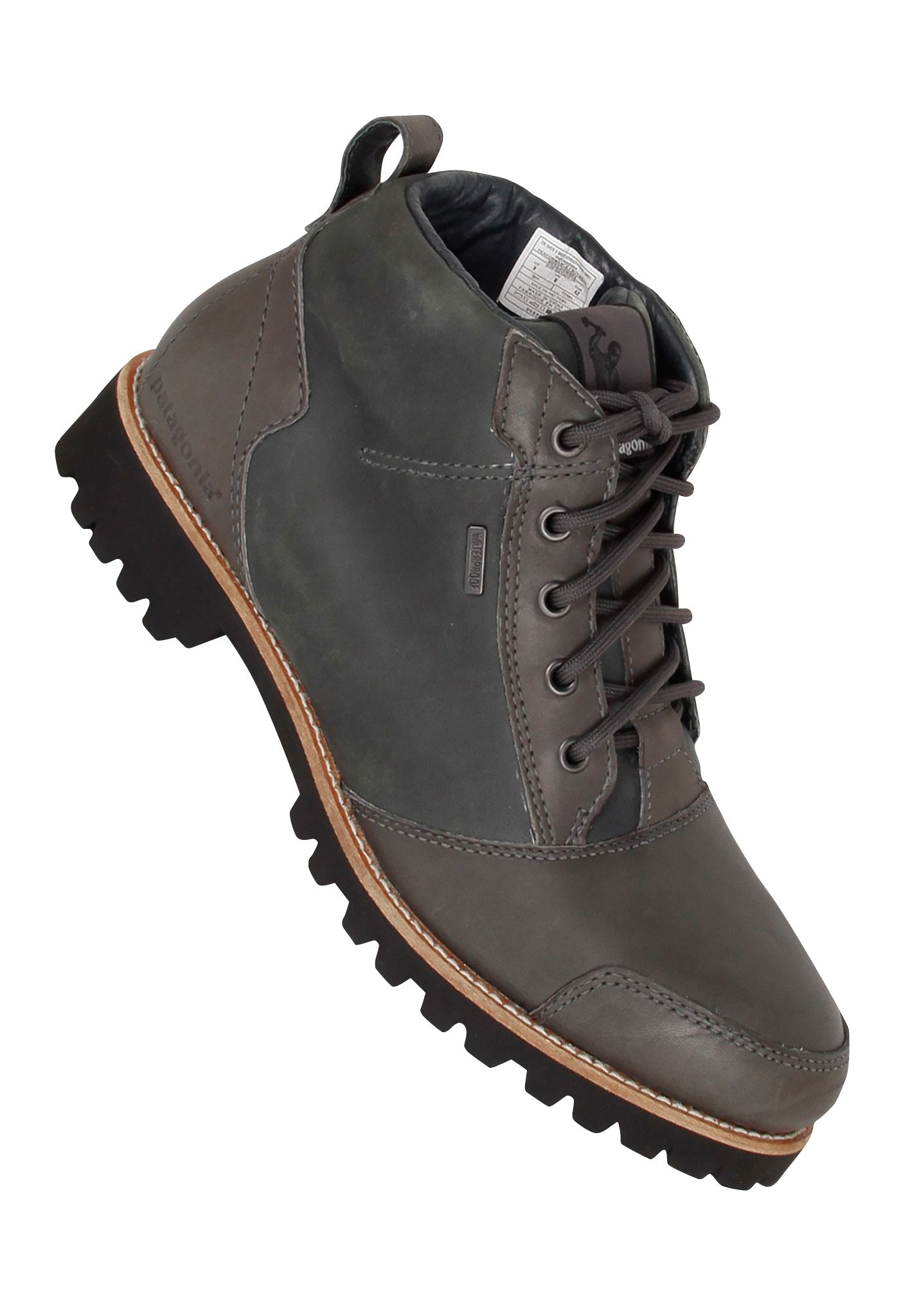 d91217daae278 PATAGONIA Tin Shed 6 - Boots for Men - Grey - Planet Sports