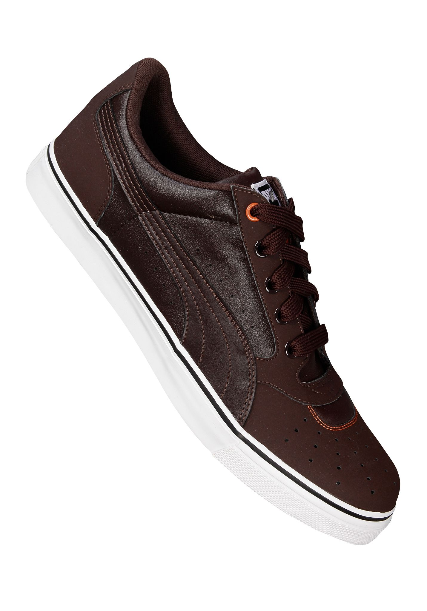 4c6508cd4fc Puma Sky 2 Low Vulc - Sneakers for Men - Brown - Planet Sports