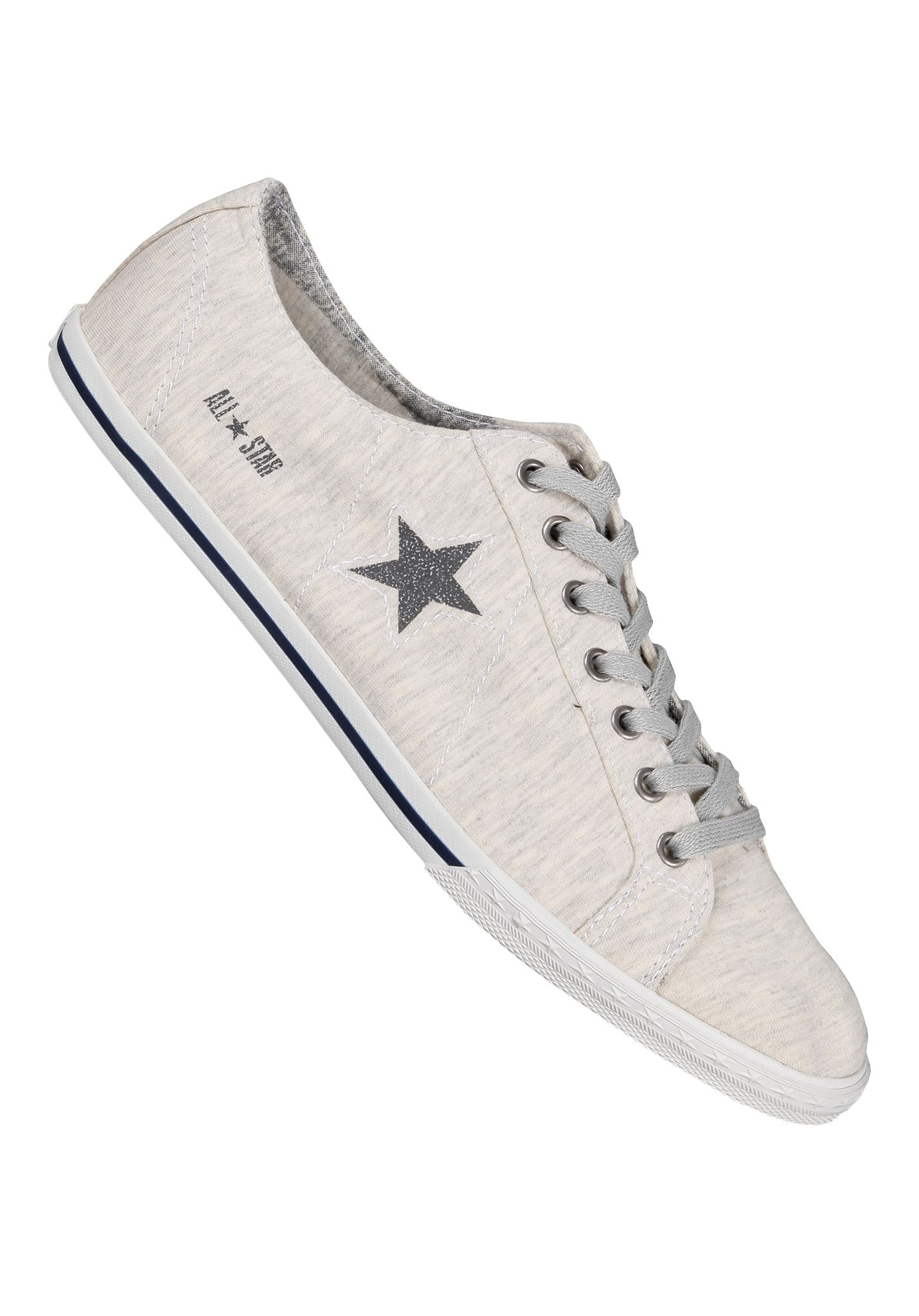 Converse One Star Pro Low OX Tex - Sneakers for Women - Grey - Planet Sports e13091db64fe