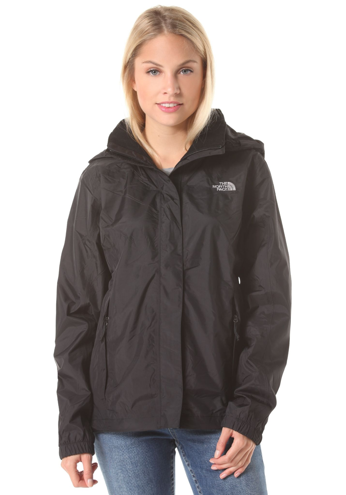 THE NORTH FACE Resolve - Functional Jacket for Women - Black - Planet Sports 3316a011d