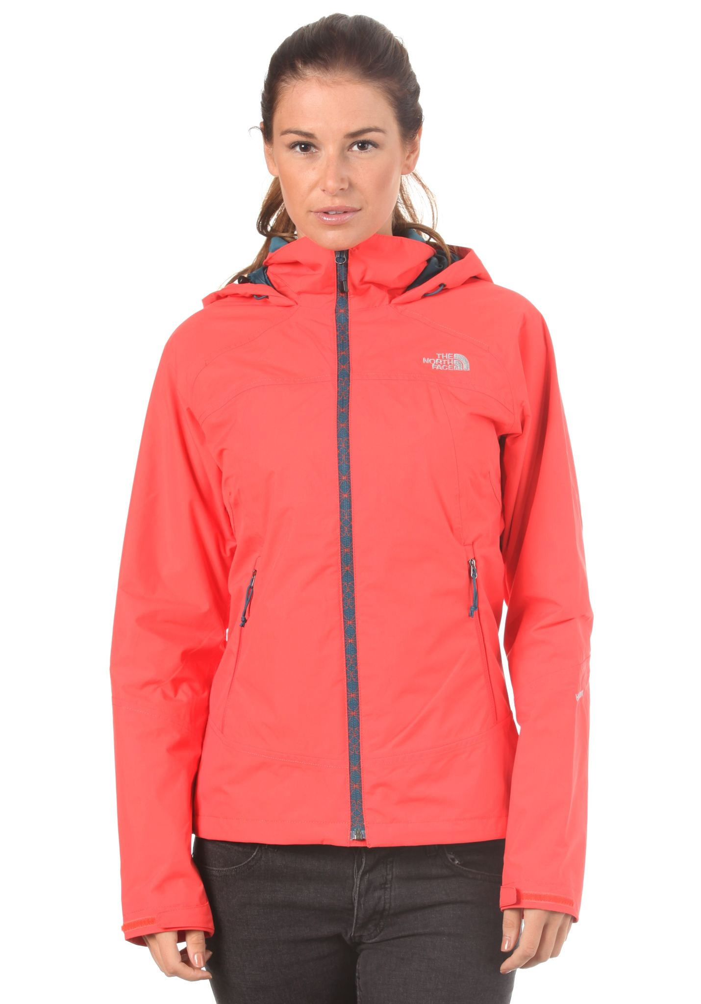 6aeb4491fce ... THE NORTH FACE StraTos Jacket - Functional Jacket for Women - Red -  Planet Sports ...