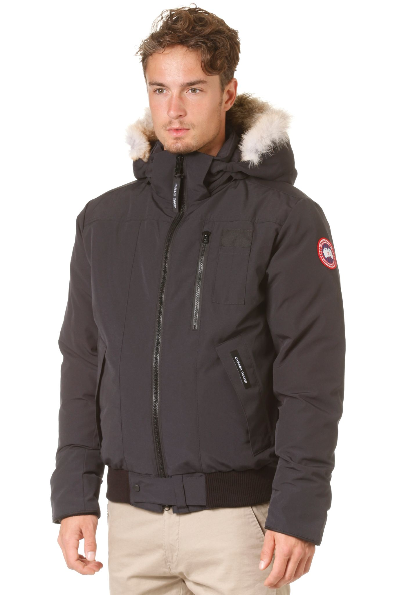 Canada Goose womens replica shop - CANADA GOOSE Borden Bomber Jacket - Functional Jacket for Men ...