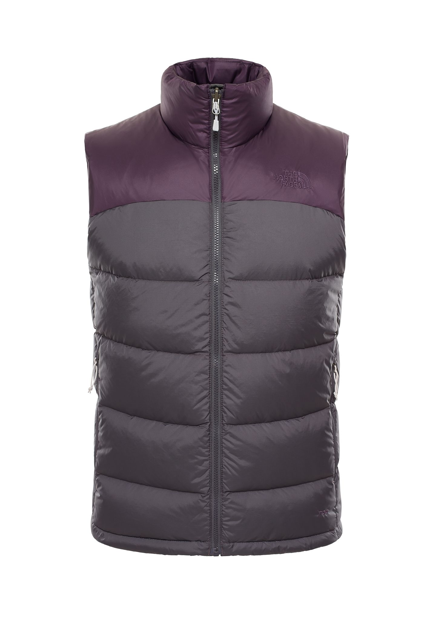 cc910fc61d THE NORTH FACE Nuptse 2 - Outdoor Vest for Men - Grey - Planet Sports