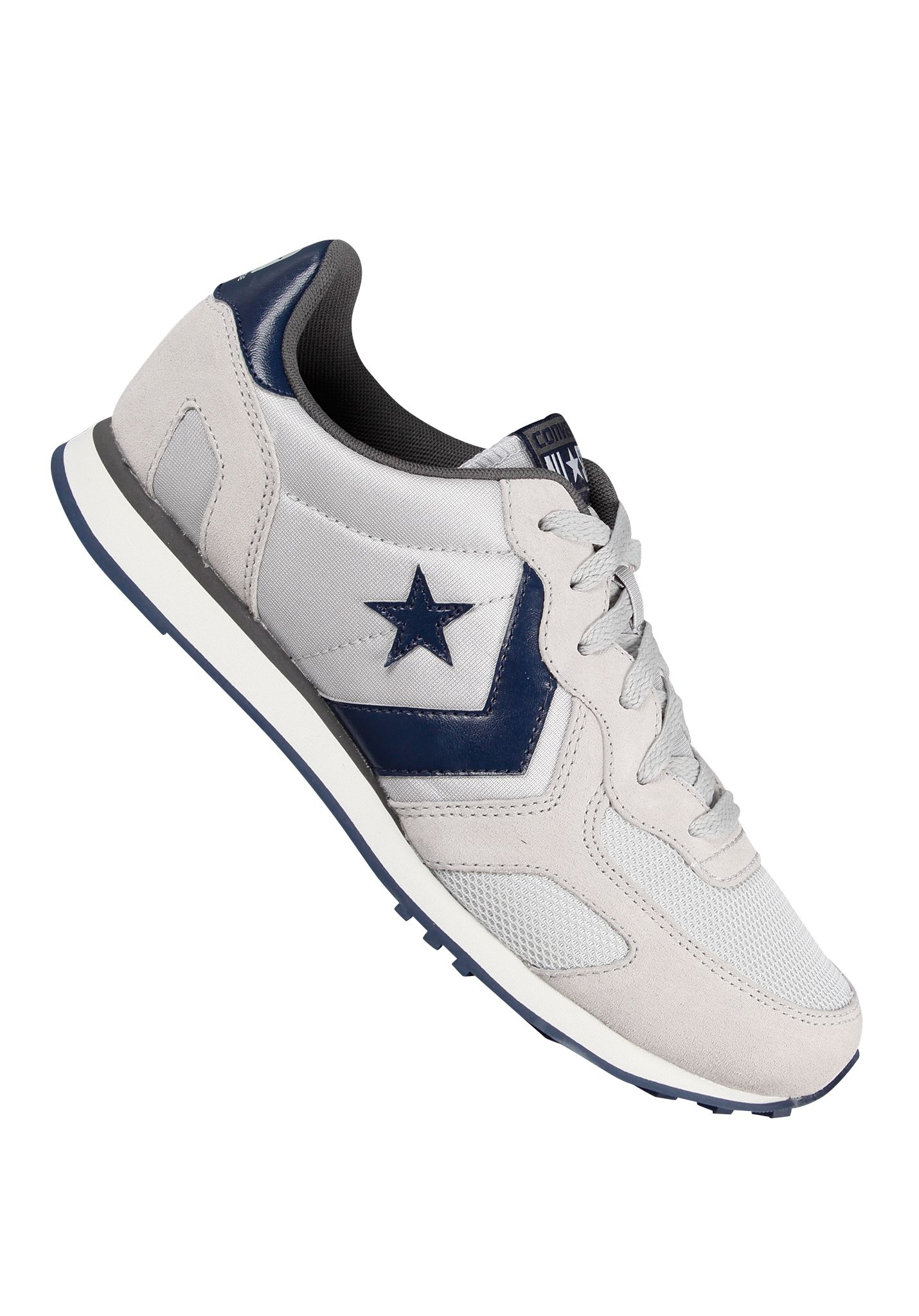 f1557908248a36 Converse Auckland Racer Ox Suede - Sneakers for Men - Grey - Planet Sports