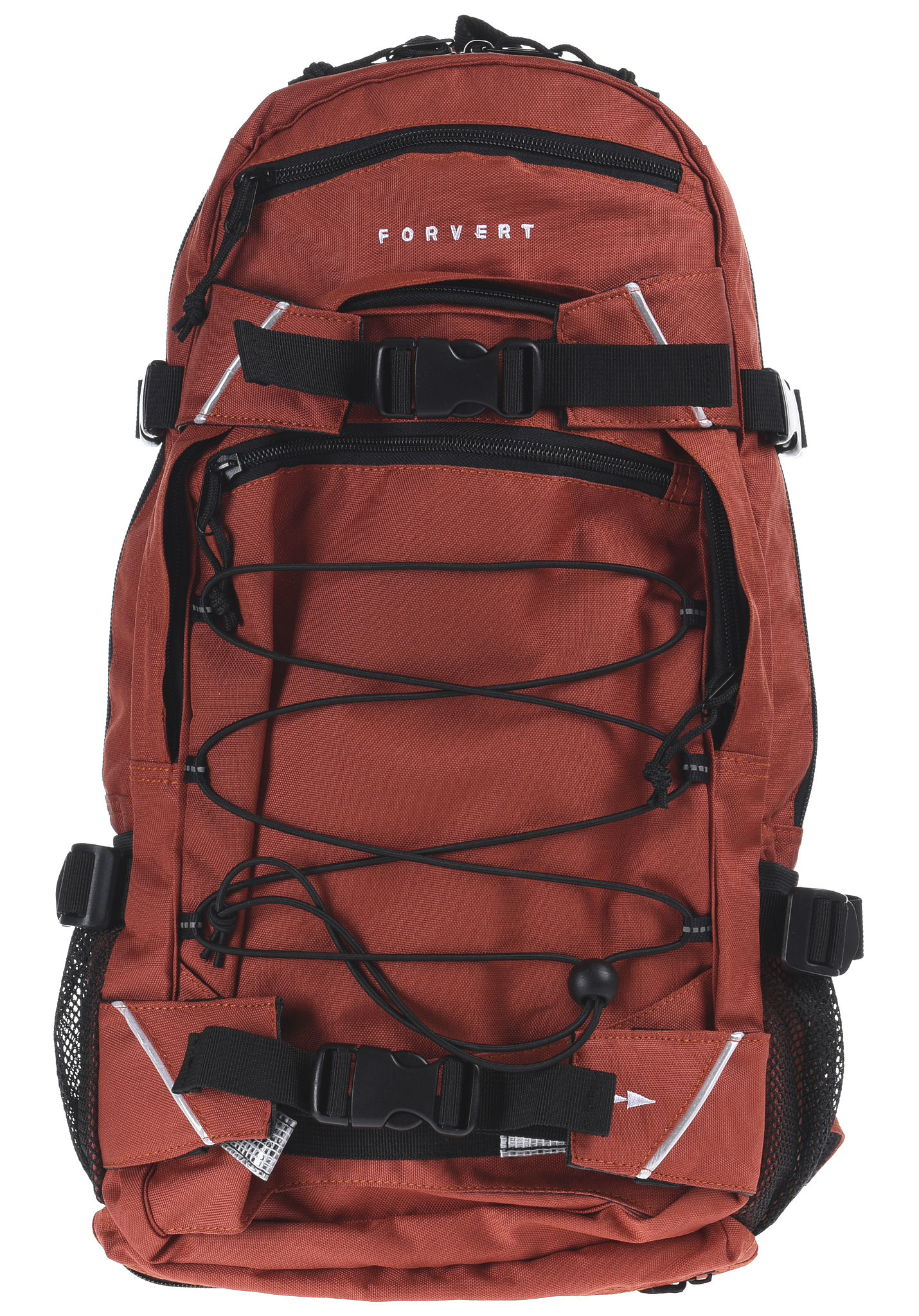 bc5cda843684 FORVERT Louis 20L - Backpack - Red - Planet Sports