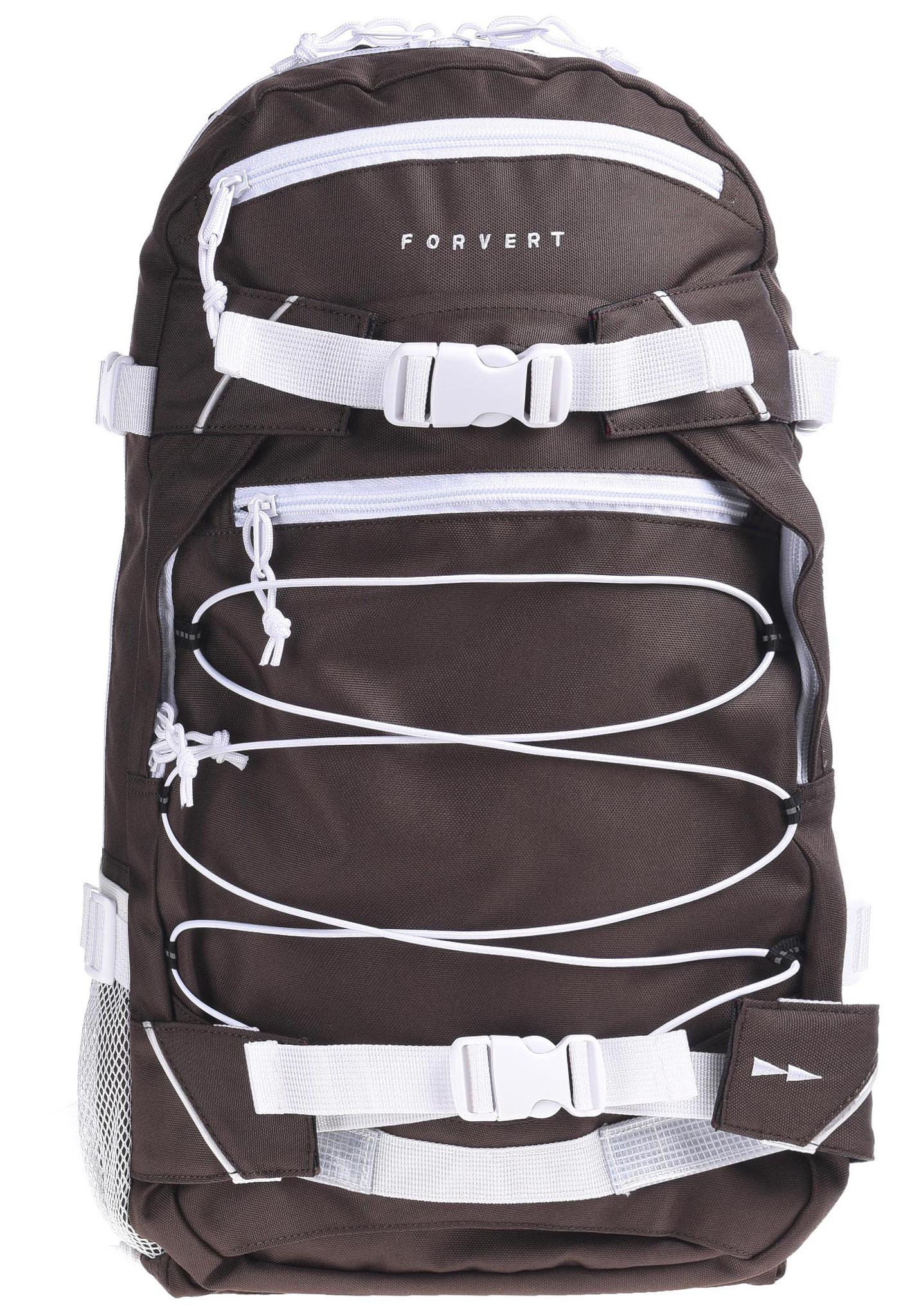 a3804c9f2377b FORVERT Ice Louis 20L - Rucksack - Braun - Planet Sports