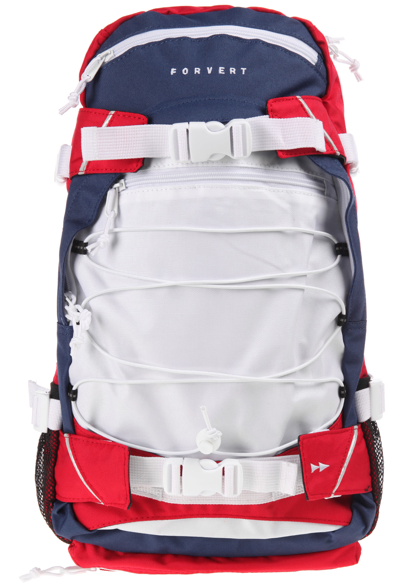2d6f1116fc1e0 FORVERT Ice Louis 20L - Rucksack - Weiß - Planet Sports