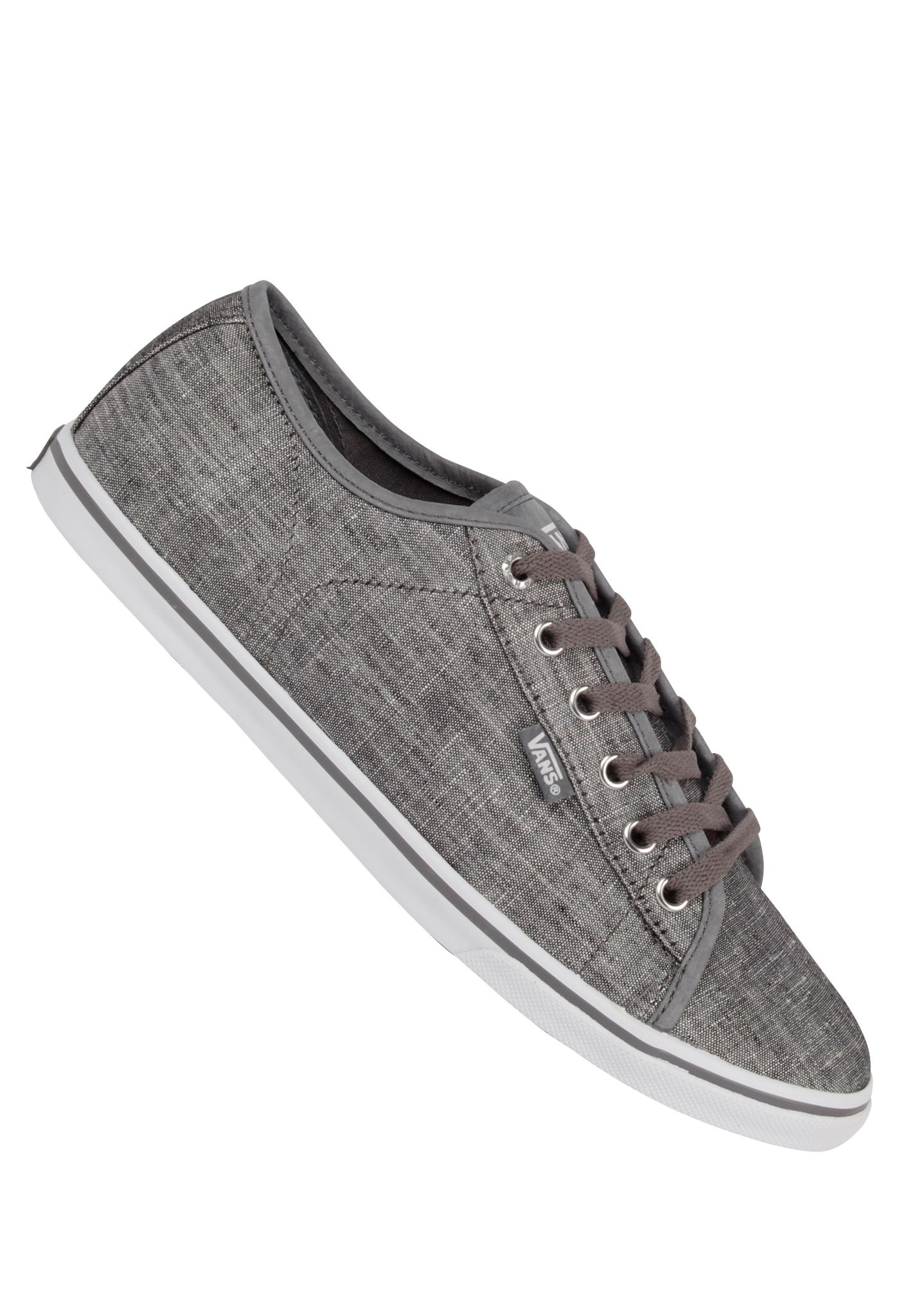 8088721c998d59 Vans Ferris Lo Pro Shoe - Sneakers for Women - Grey - Planet Sports