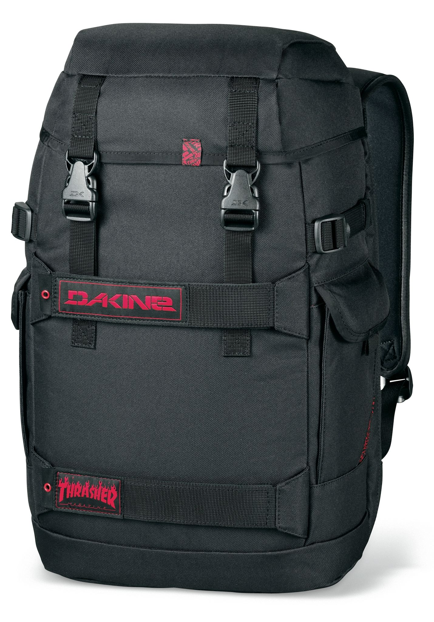 Dakine Burnside Backpack 24L - Computer Backpack for Men - Black ...