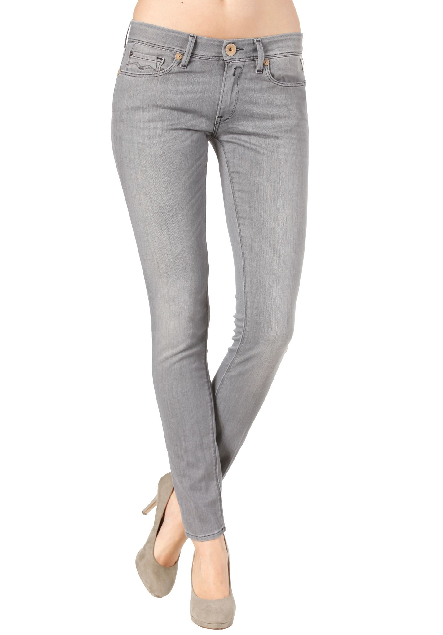 Replay luz skinny jeans 285