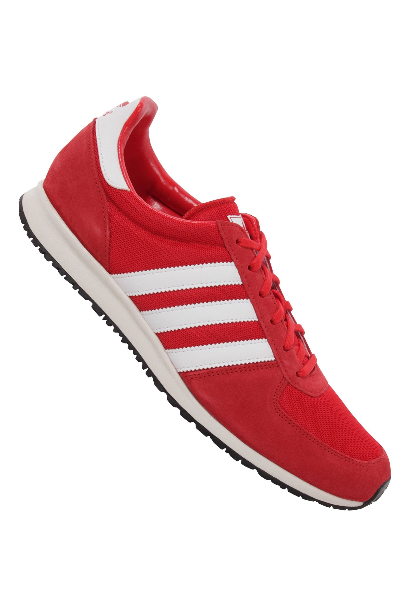 detailed look 1c35b 3d35e ADIDAS Adistar Racer - Sneakers for Men - Red - Planet Sport