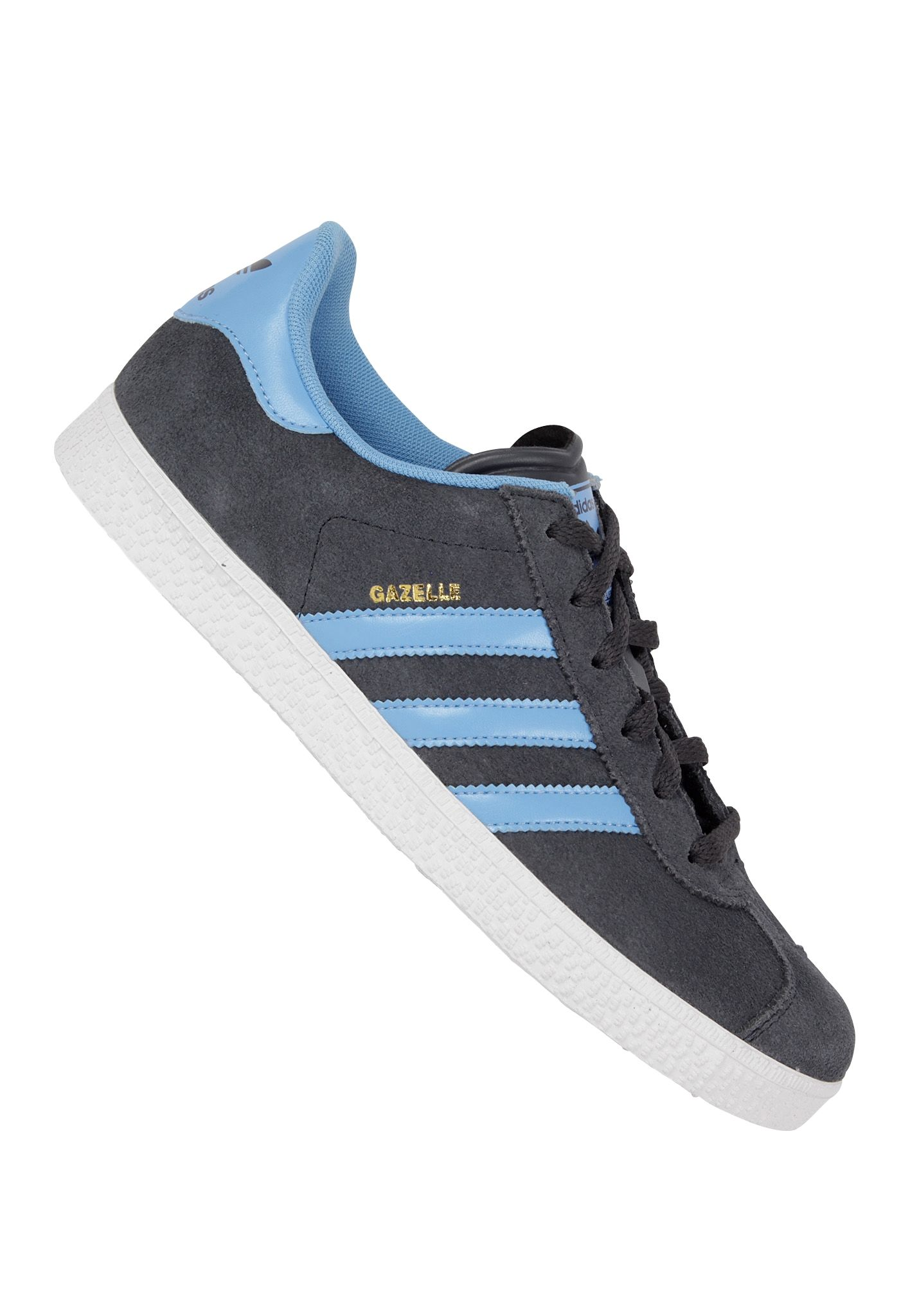 on sale b69b2 df787 ADIDAS Gazelle 2 J - Sneakers - Blue - Planet Sports