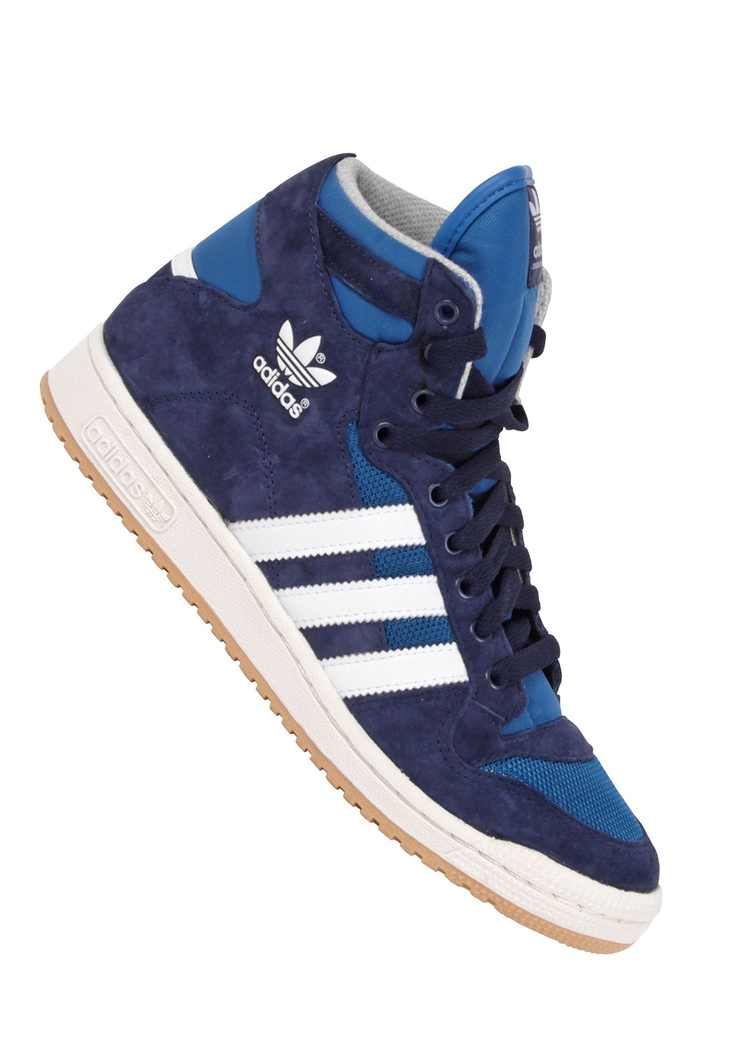 sports shoes aab4f 01899 ADIDAS Decade Og Mid - Sneakers for Men - Blue - Planet Spor