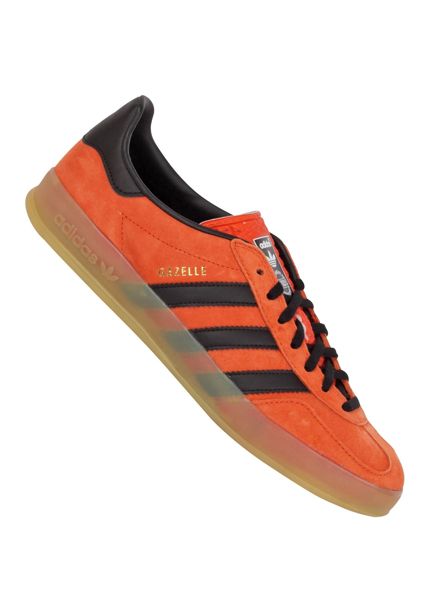 adidas gazelle indoor orange