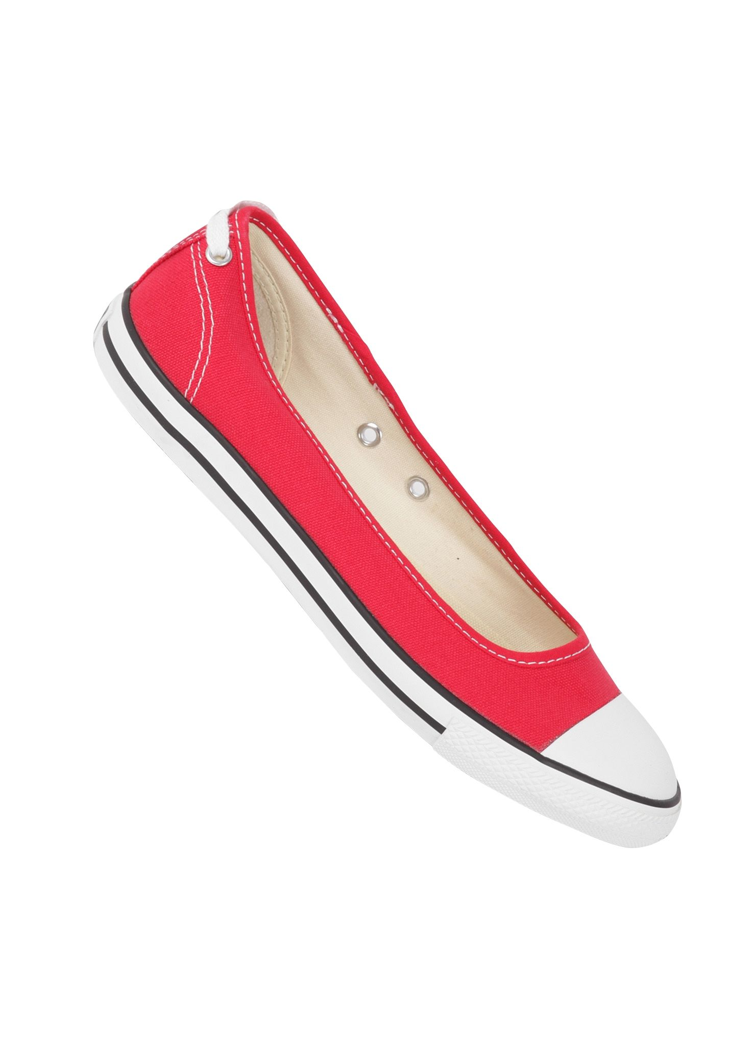 fdd5893fbd11b3 ... Sneakers For Women Red Planet Sports. Converse Chuck Taylor All Star  Dainty Ballerina Slip Ox Canvas