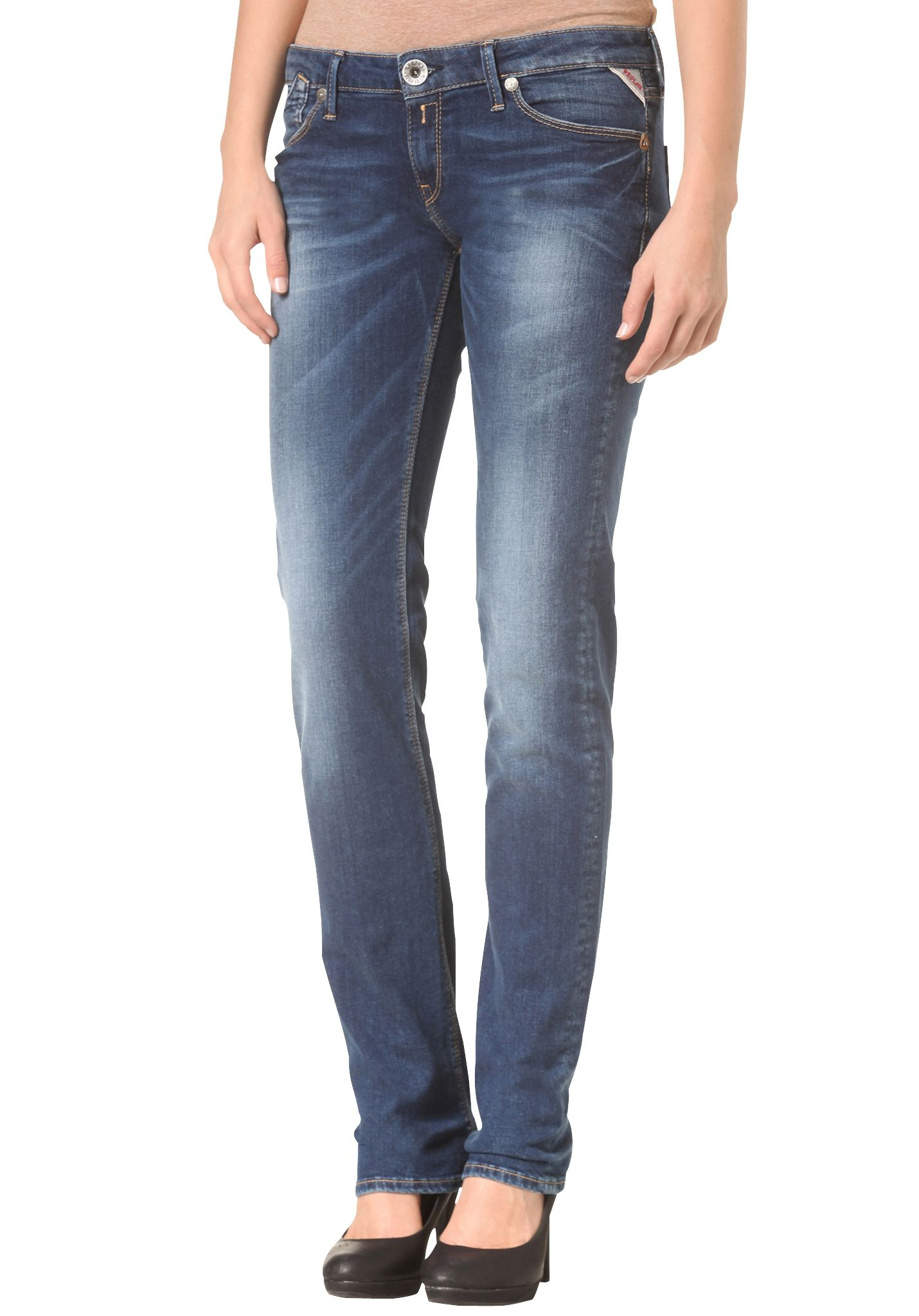 Rockxanne Slim Womens Jeans Replay