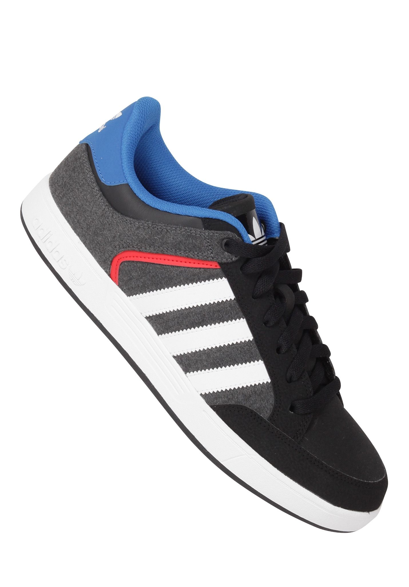 new style 97fff 07fde ADIDAS Varial Low - Sneakers for Men - Black - Planet Sports