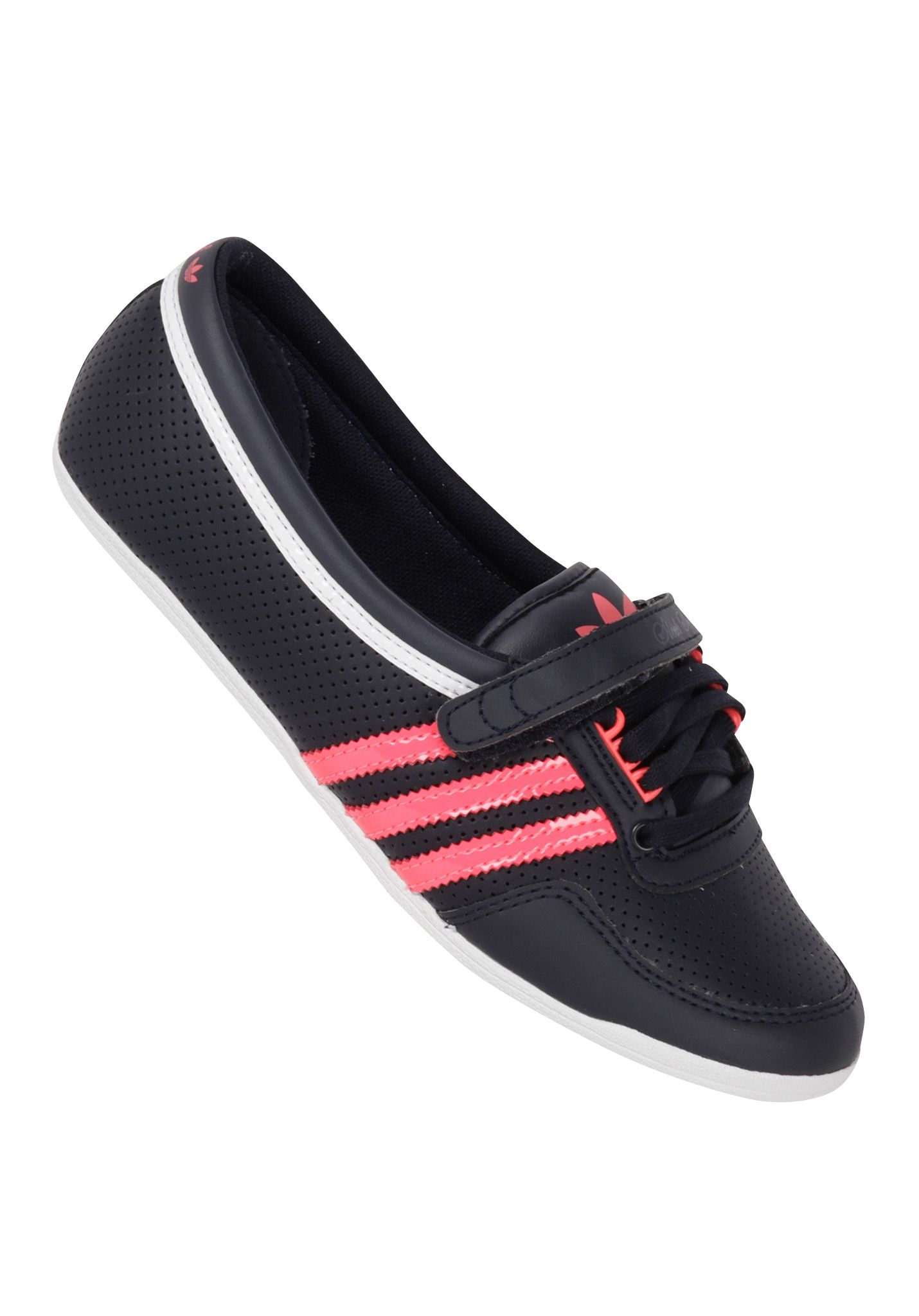 size 40 ae3f4 17af6 ADIDAS Concord Round - Ballerina Shoes for Women - Black - P