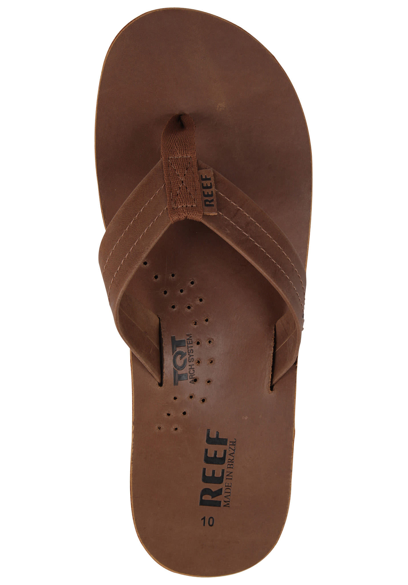 415ffad3d8e2b Reef Draftsmen - Sandals for Men - Brown - Planet Sports