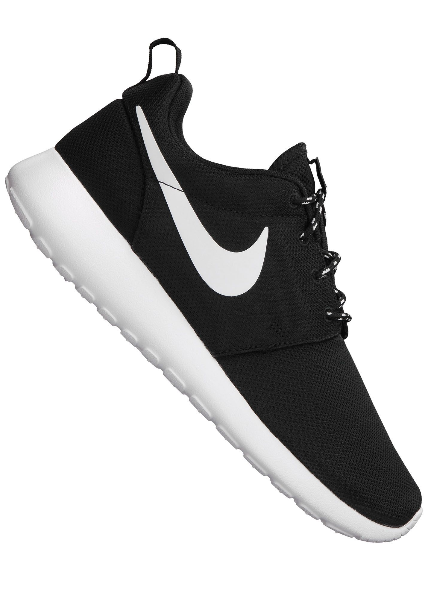 3306cc56c398 ... nike sportswear roshe one sneakers for women black planet sports