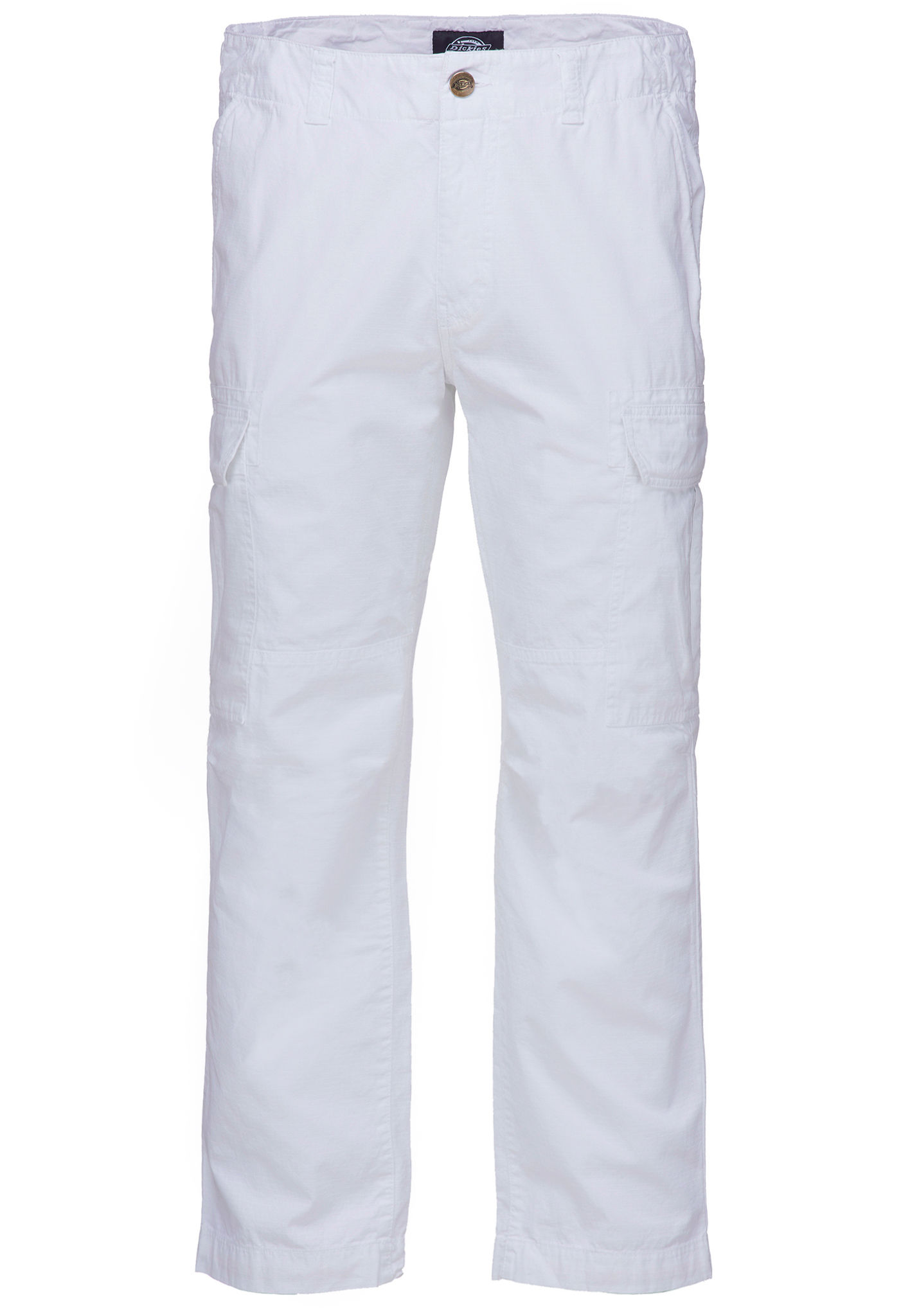 bae419d7e25 Dickies New York - Pantalon cargo pour Homme - Blanc - Planet Sports
