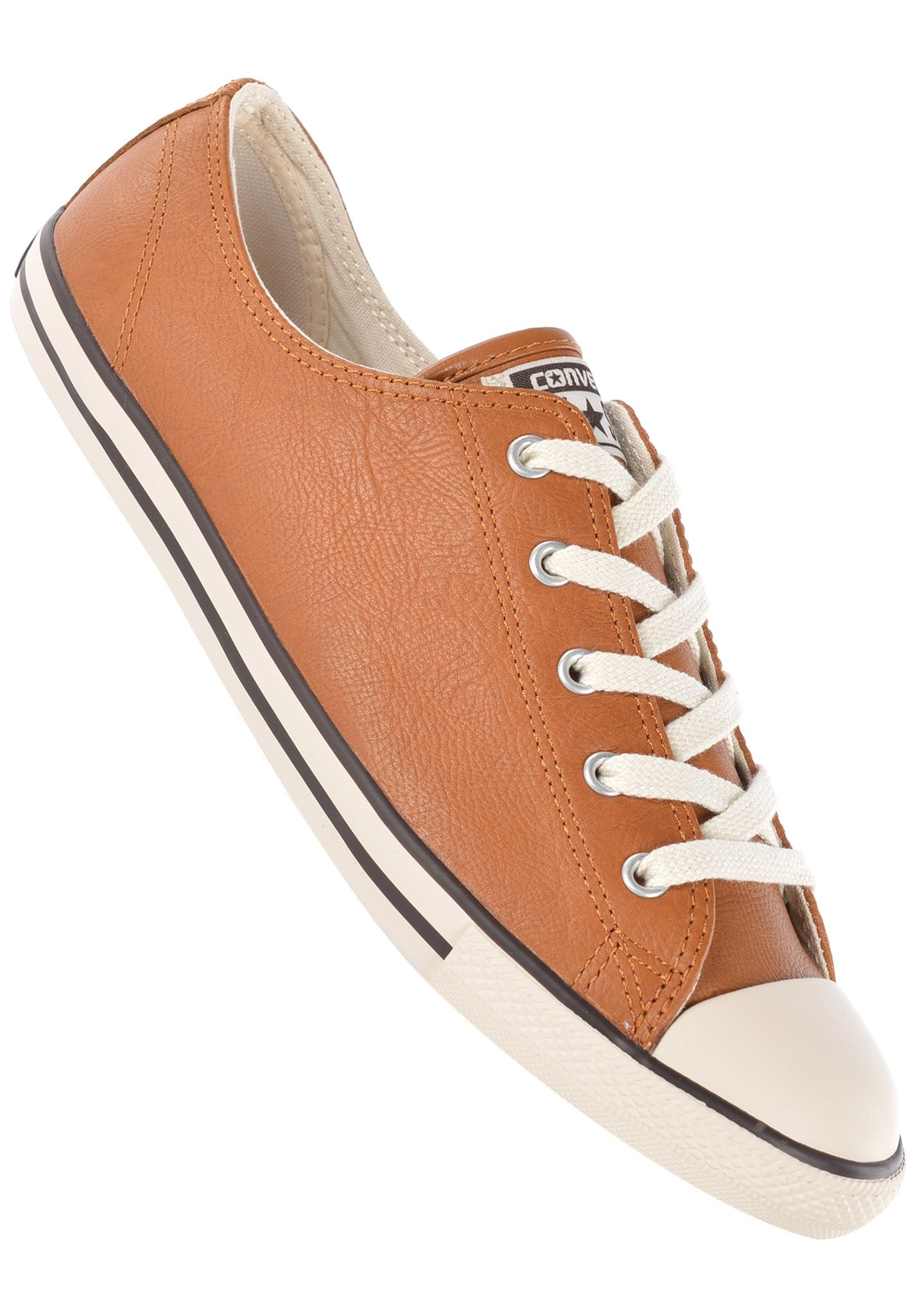 7b313933289 Converse Chuck Taylor All Star Dainty Ox - Sneakers for Women - Brown -  Planet Sports