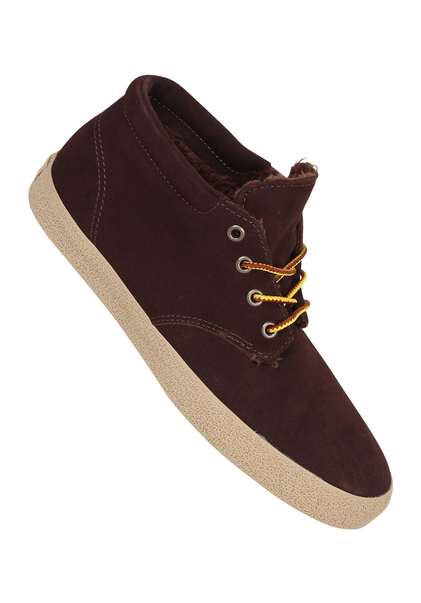 jogging vans homme marron