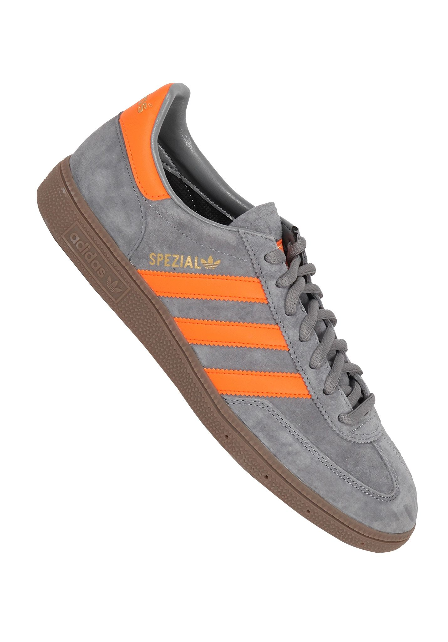 adidas spezial grey orange 17376c9df3af