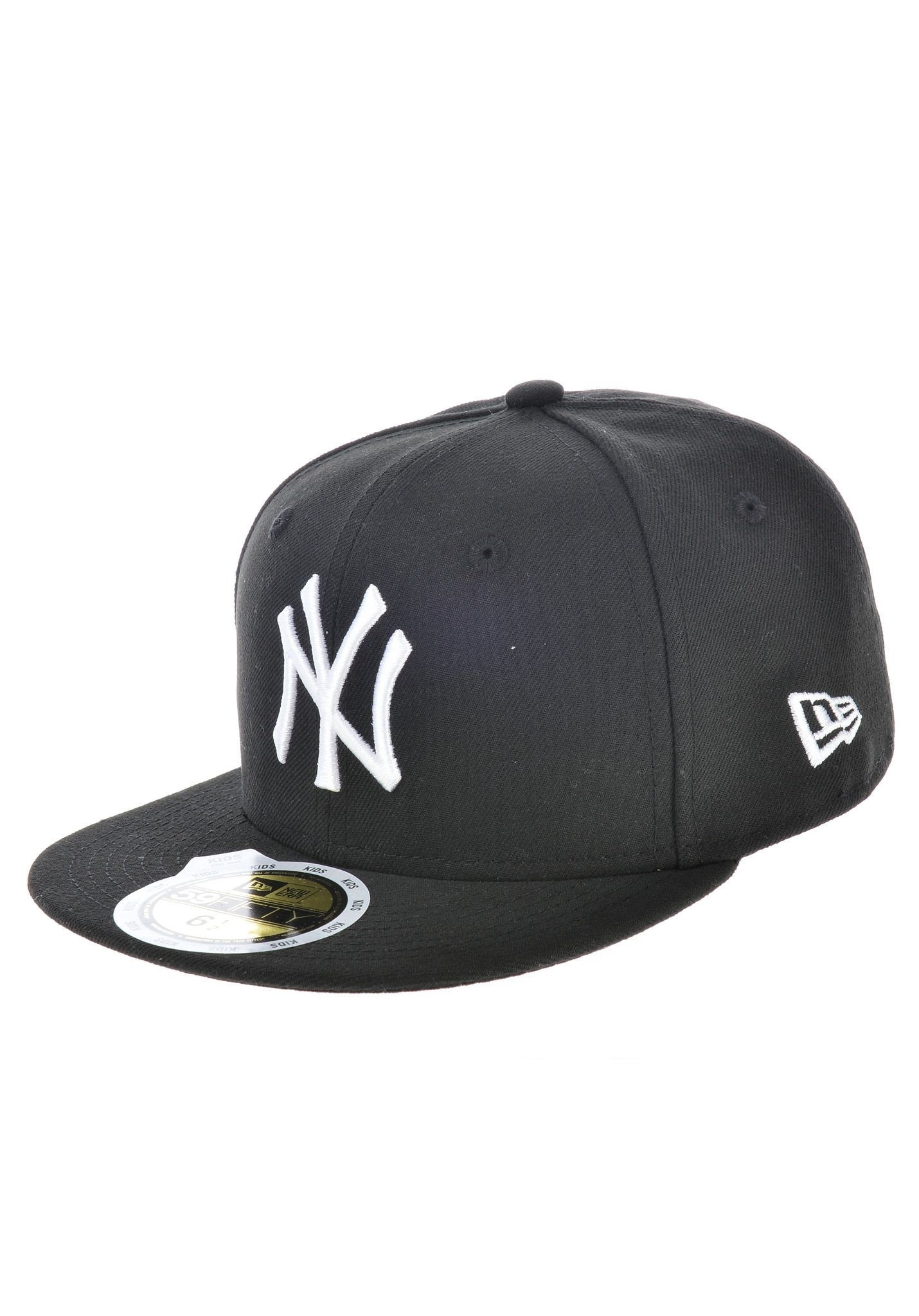 da1192ca99bcb NEW Era 59Fifty New York Yankees - Fitted Cap - Black - Planet Sports