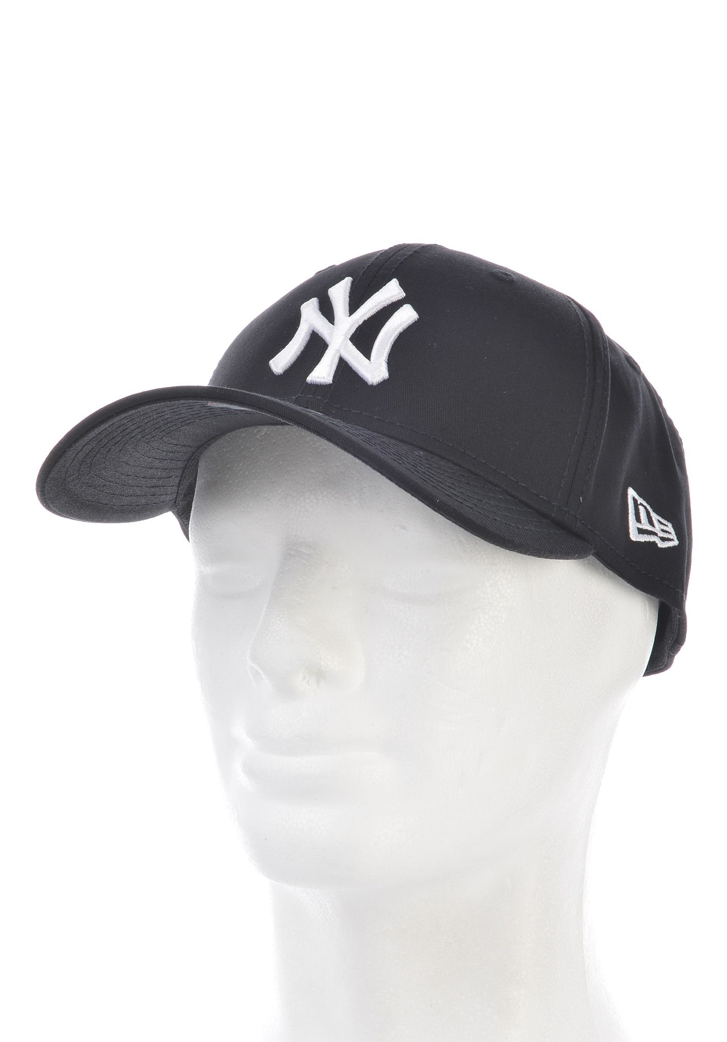 ab95370d76e24 NEW Era 39Thirty New York Yankees - Gorra de ajuste flexible - Negro -  Planet Sports