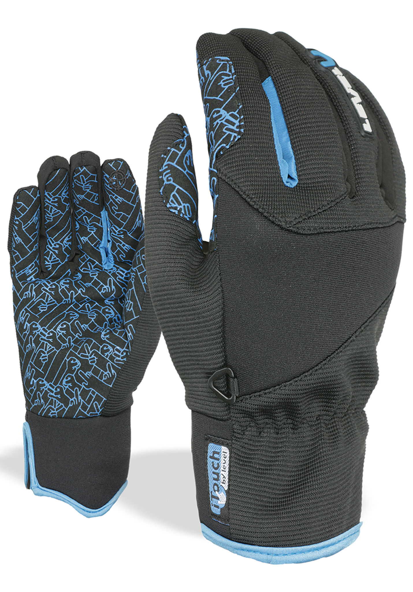 Nitro snowboard gloves