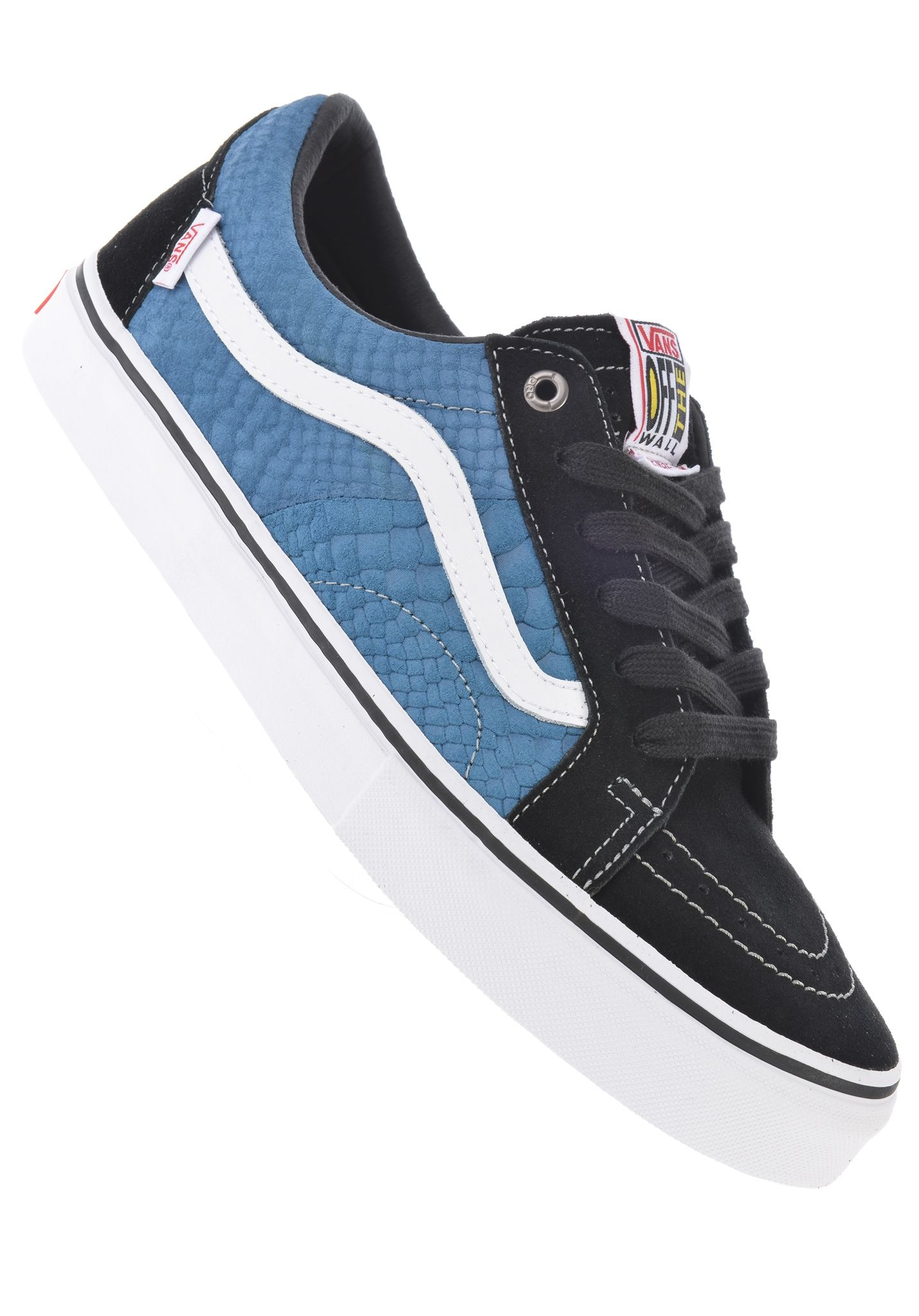 25f5fc86e4bdcb Vans AV Native American Low - Sneakers for Men - Black - Planet Sports