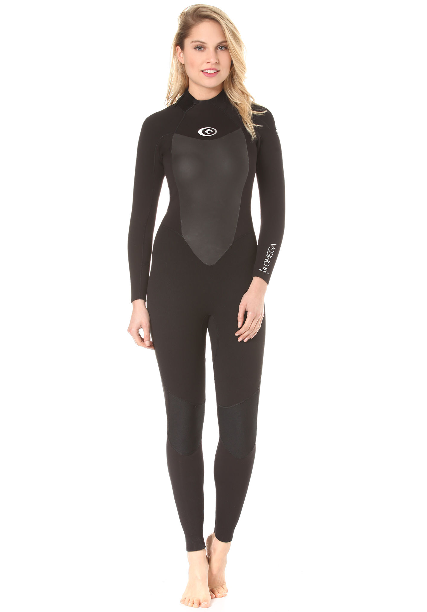 1107c77637 Rip curl omega back zip wetsuit for women black planet sports jpg 1430x2048 Rip  curl wetsuits