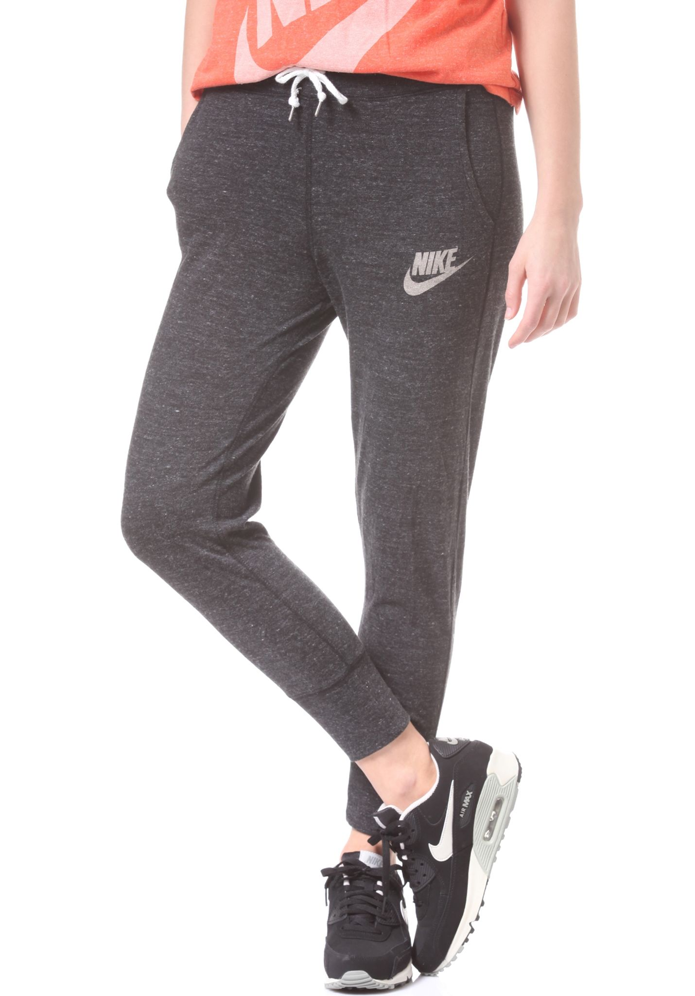 NIKE SPORTSWEAR Gym Vintage - Trackpants for Women - Black - Planet Sports 0225f4a8a34