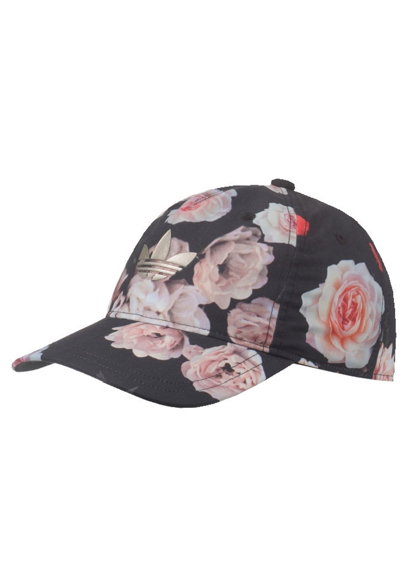 ADIDAS Rose Print - Snapback Cap for Women - Black - Planet Sports d2f3ed840a