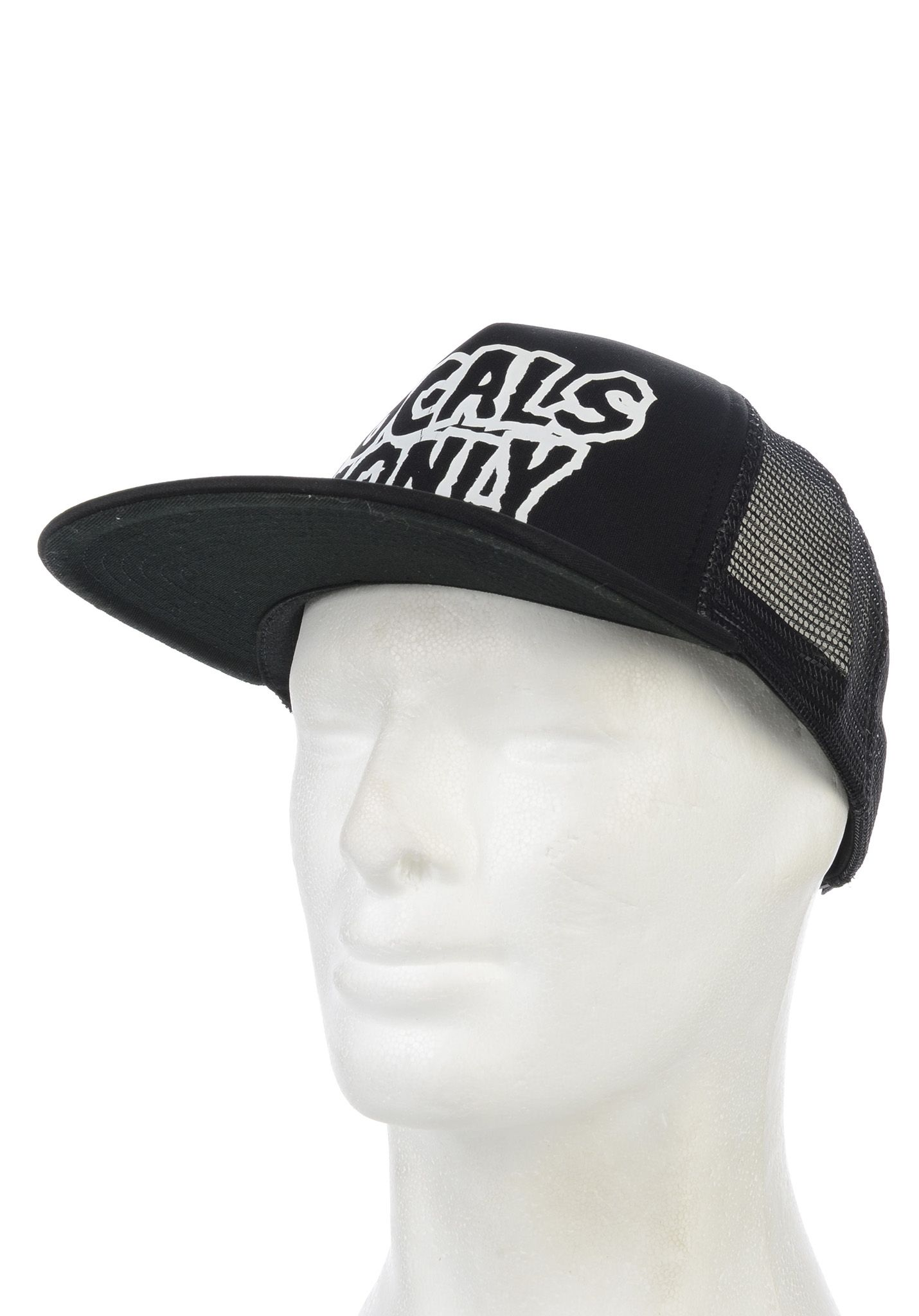 4ffb0beb1c9 NEFF Locals Only - Snapback Cap - Black - Planet Sports