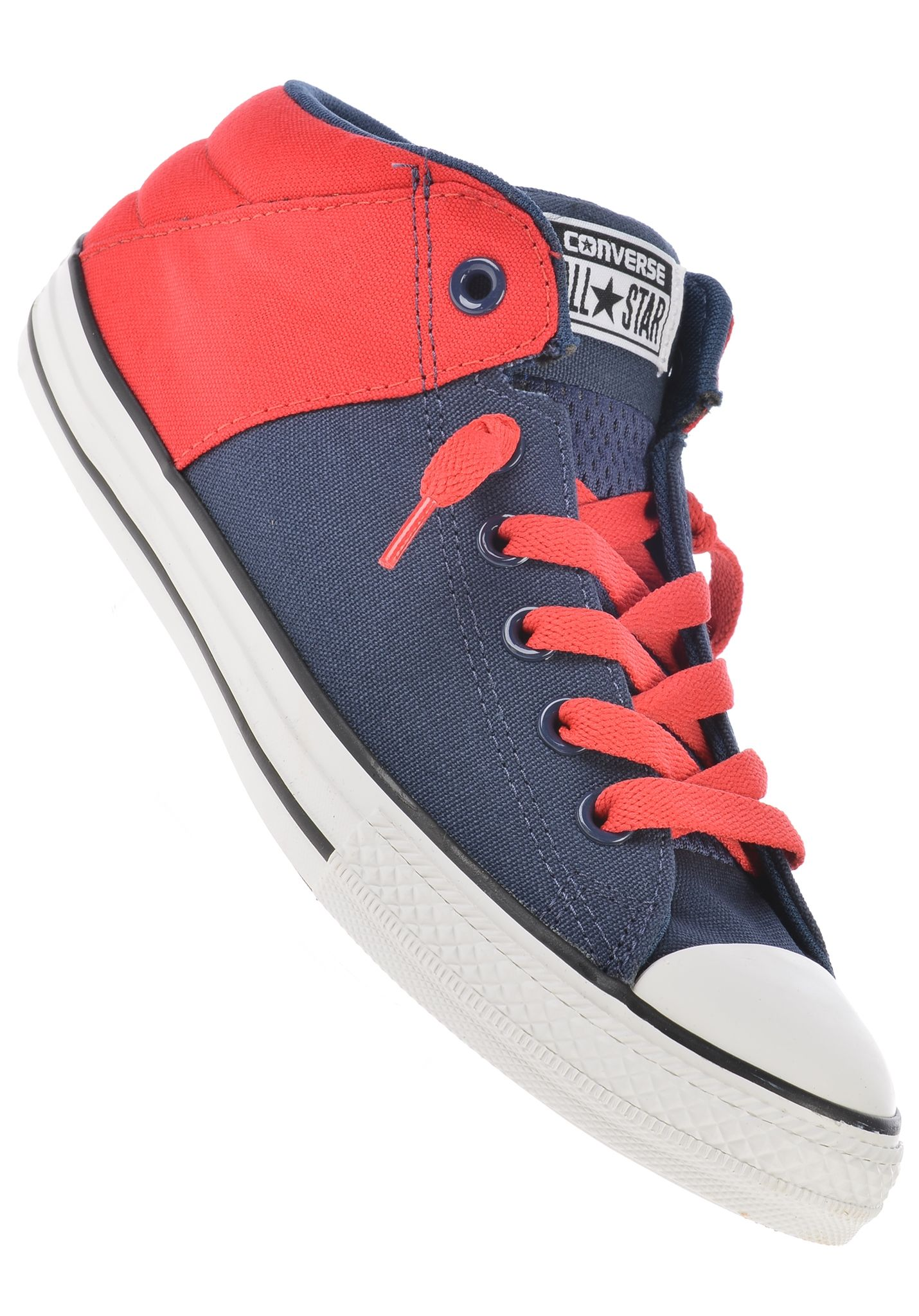 179570701956cf Converse Chuck Taylor All Star Axel Mid - Sneakers - Blue - Planet Sports