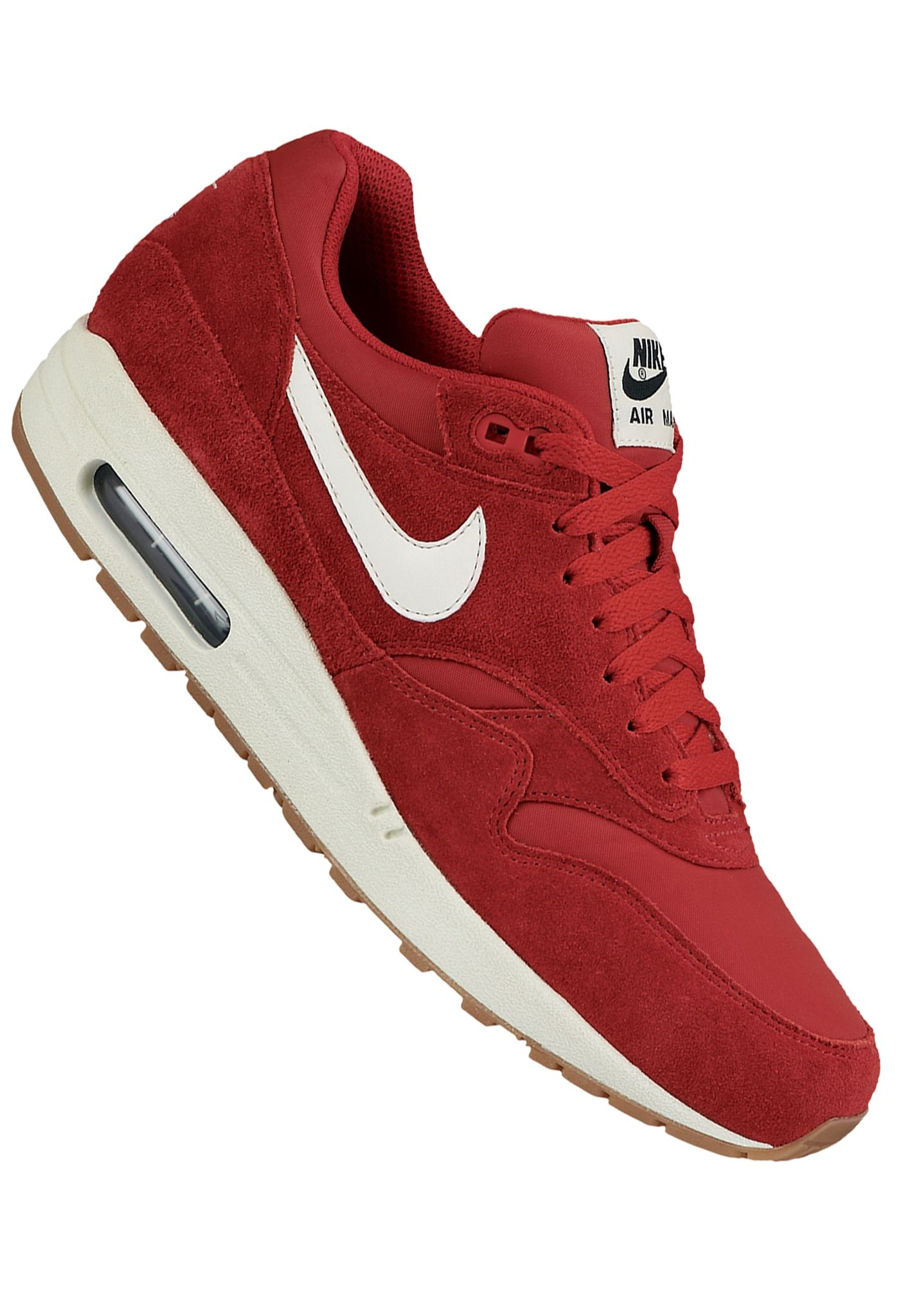 Air Max One Rot