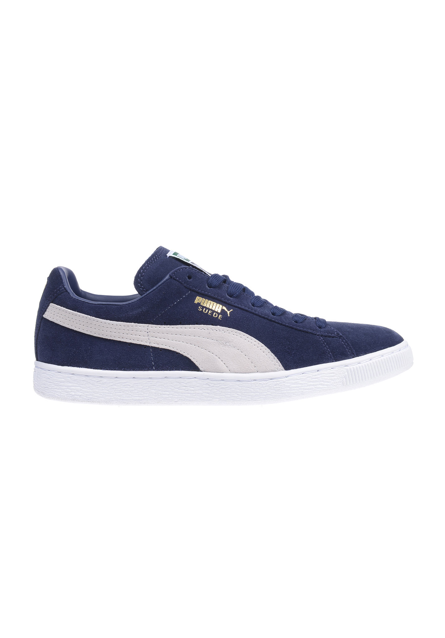 low priced 48500 03de0 Puma Suede Classic + - Sneakers for Men - Blue