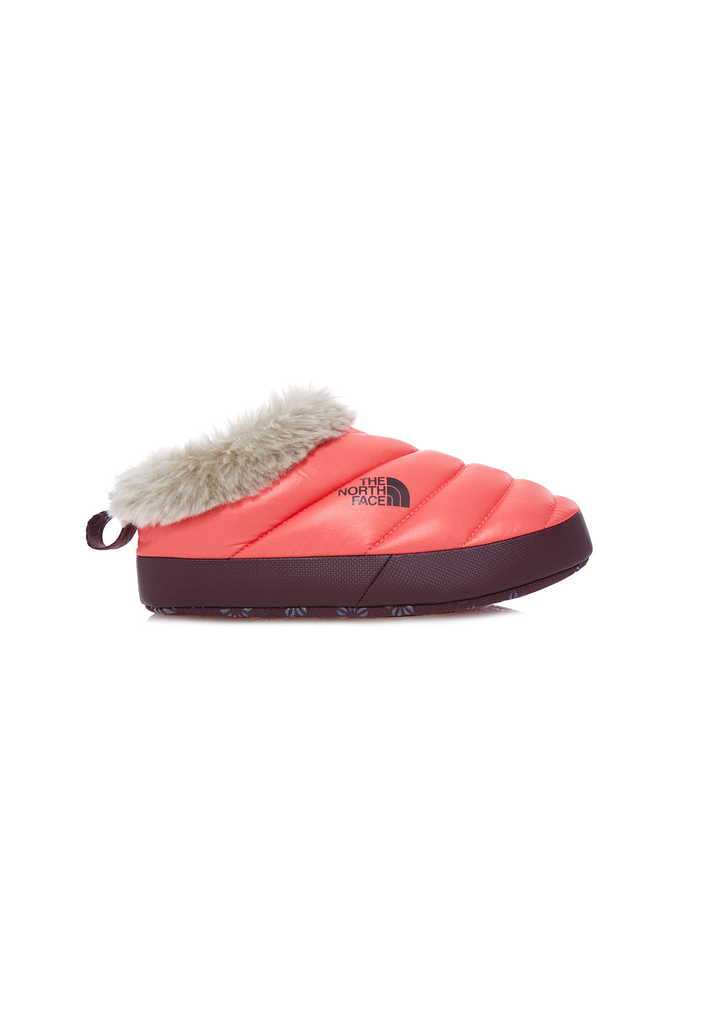 38ab6ee9735 THE NORTH FACE Nse Tent Mule Faux Fur II - Slippers for Women - Pink -  Planet Sports