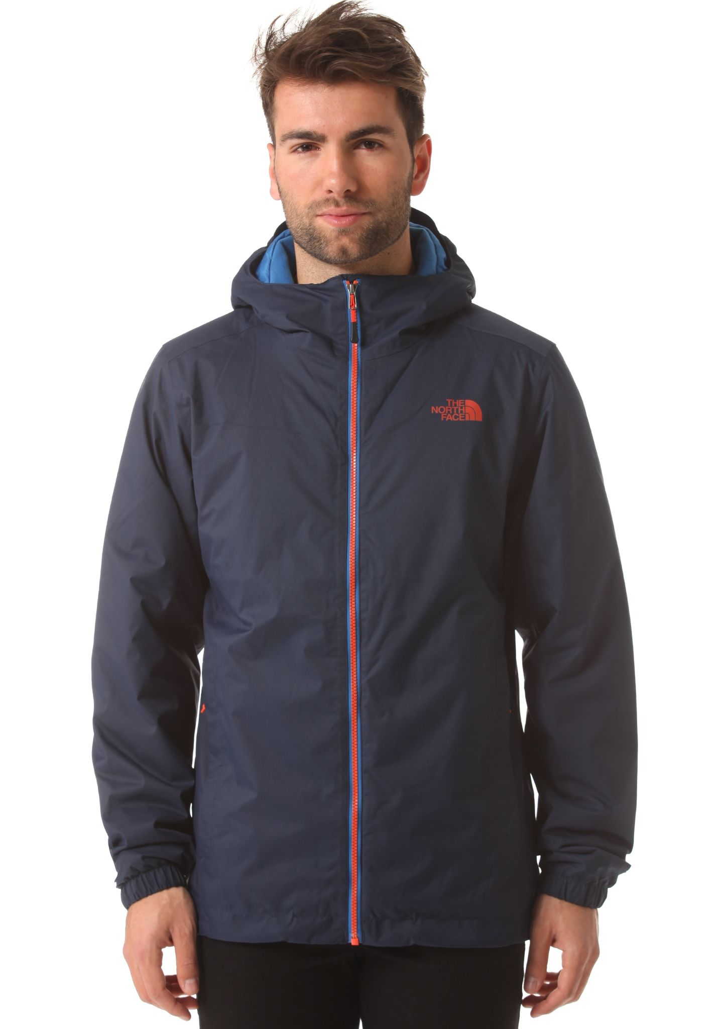 2bd70d257f THE NORTH FACE Quest Insulated - Functional Jacket for Men - Blue - Planet  Sports