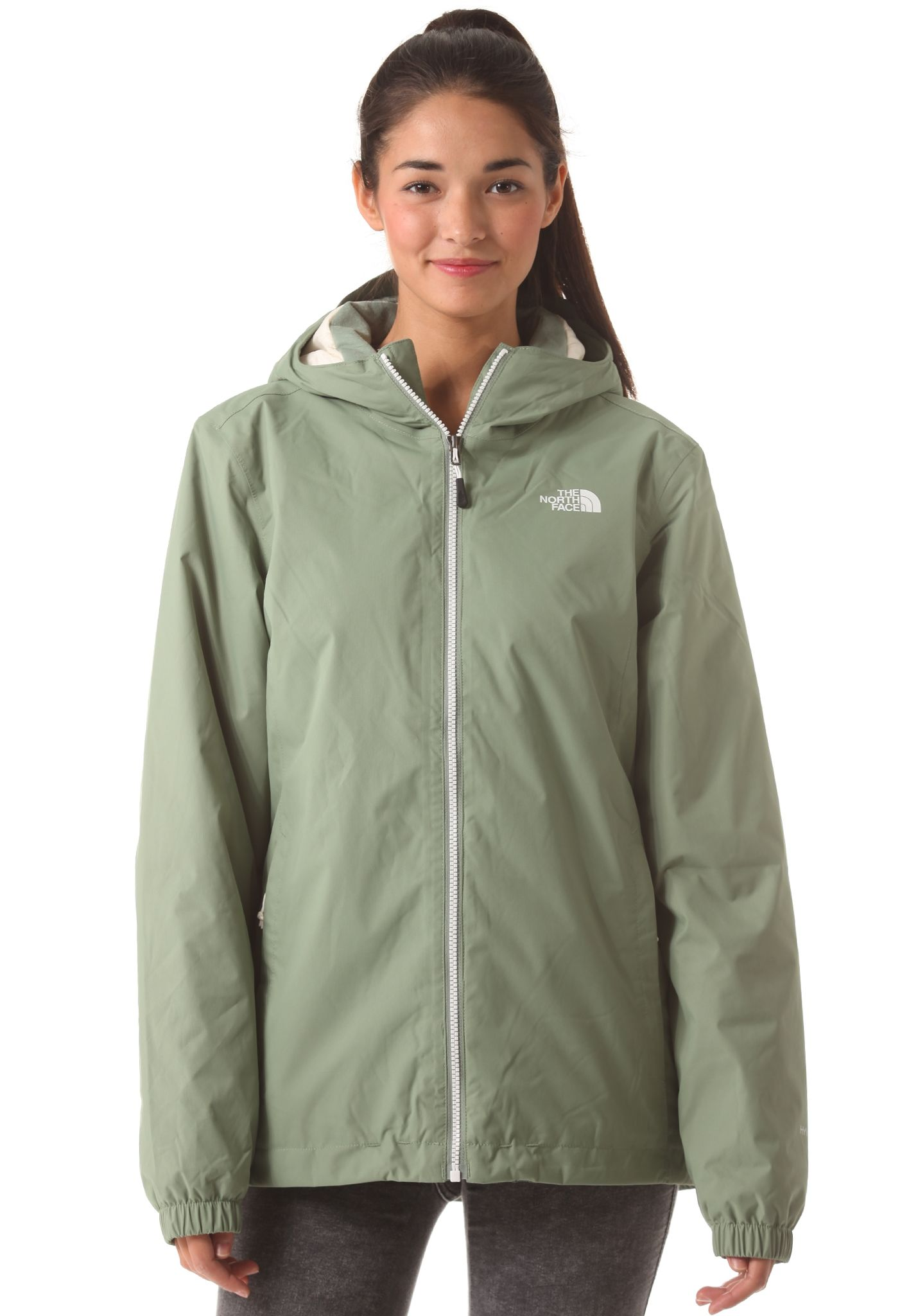 d3446df5c6 THE NORTH FACE Quest Insulated - Functional Jacket for Women - Green -  Planet Sports