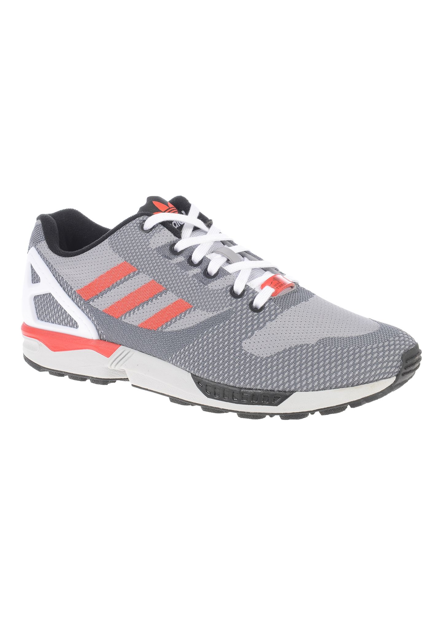 adidas Originals ZX Flux Weave - Sneaker für Herren - Grau - Planet Sports 807b2f9cb1